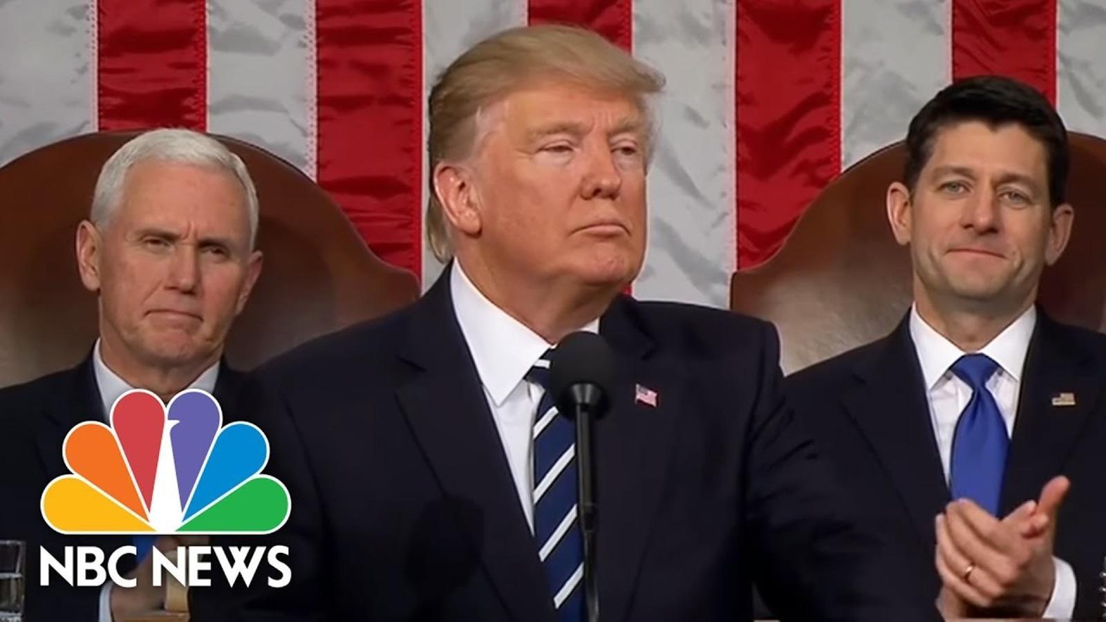 """Trump sobre l'Obamacare: un """"desastre"""""""