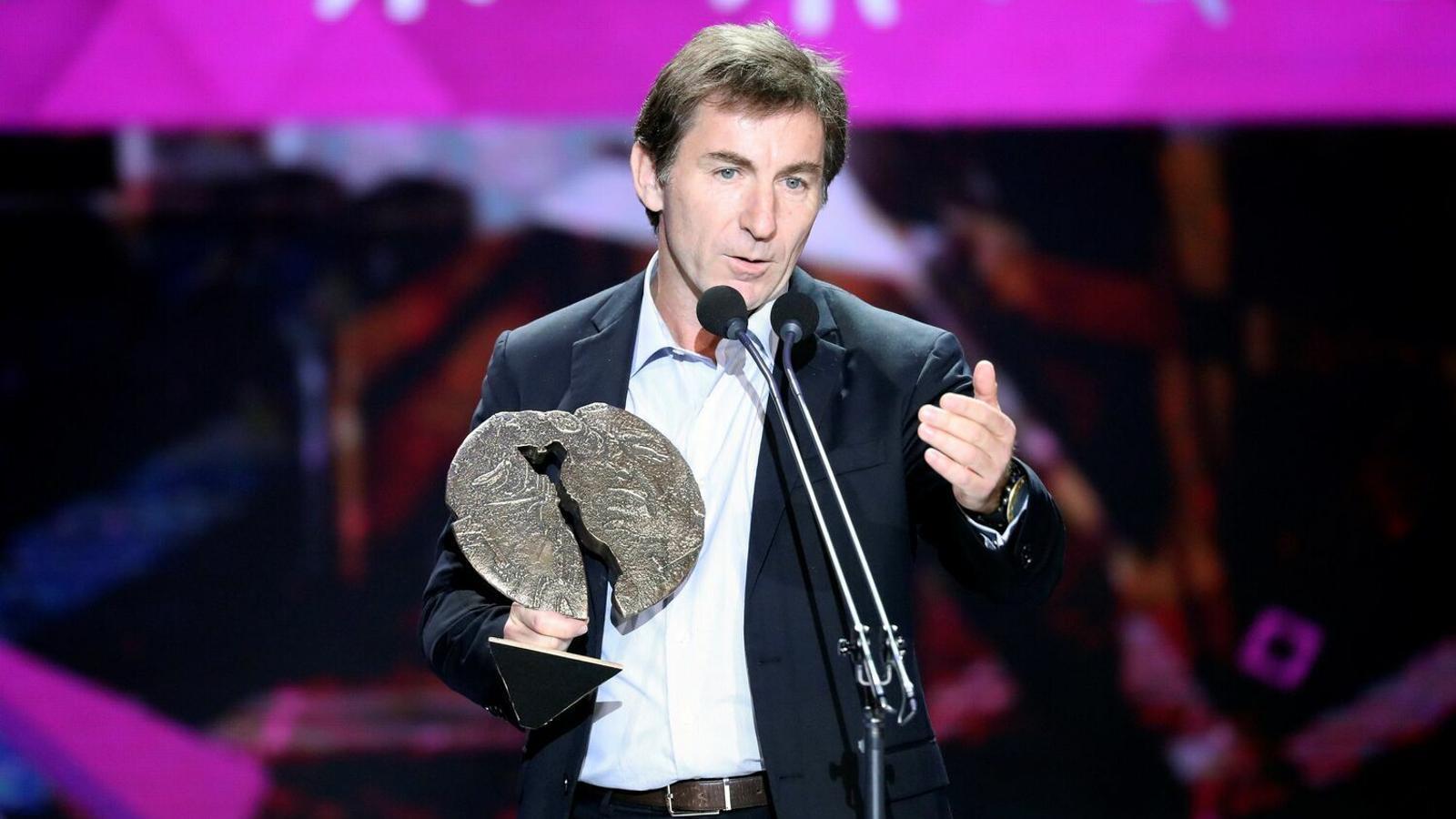 Antonio de la Torre als premis Forqué