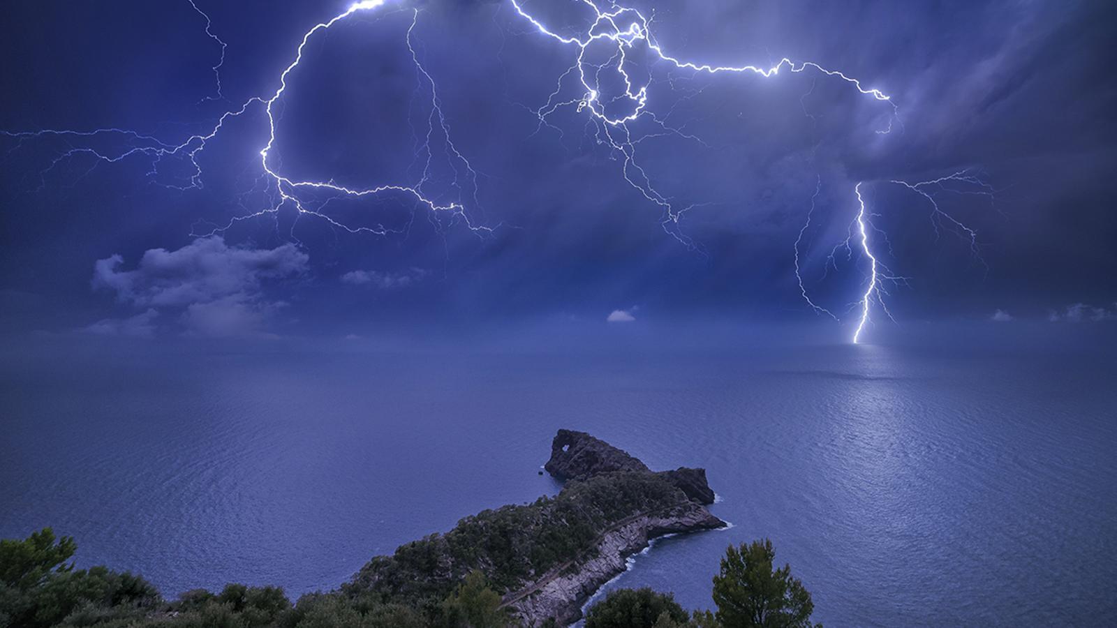 Les millors fotos meteorològiques de l'any