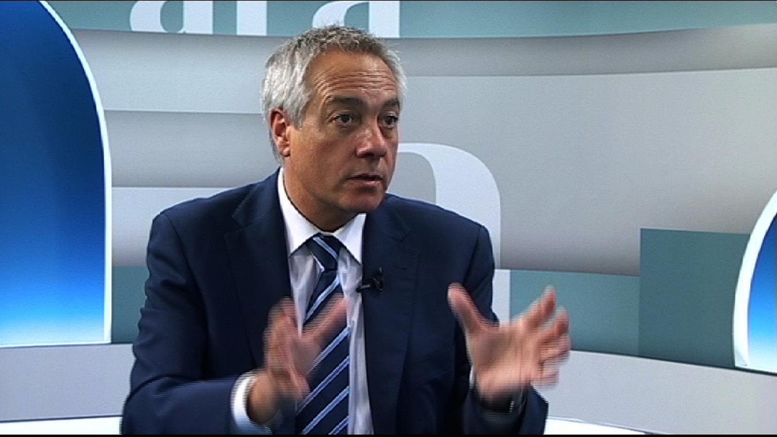 Pere Navarro: Els espanyols no són els nostres enemics