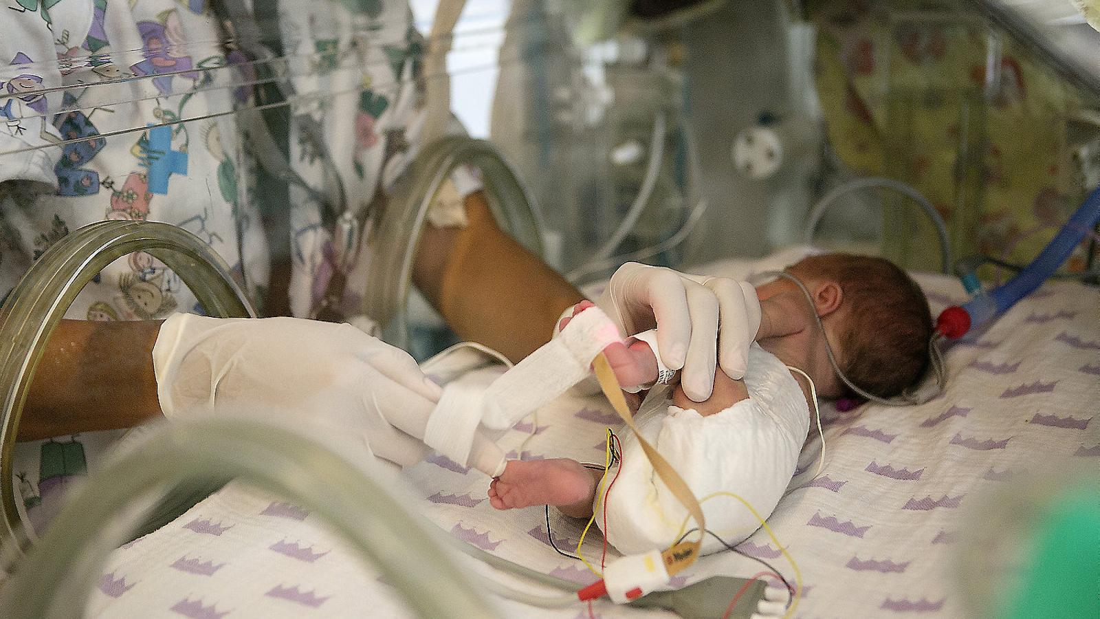 L'altra batalla dels prematurs: néixer en temps de coronavirus