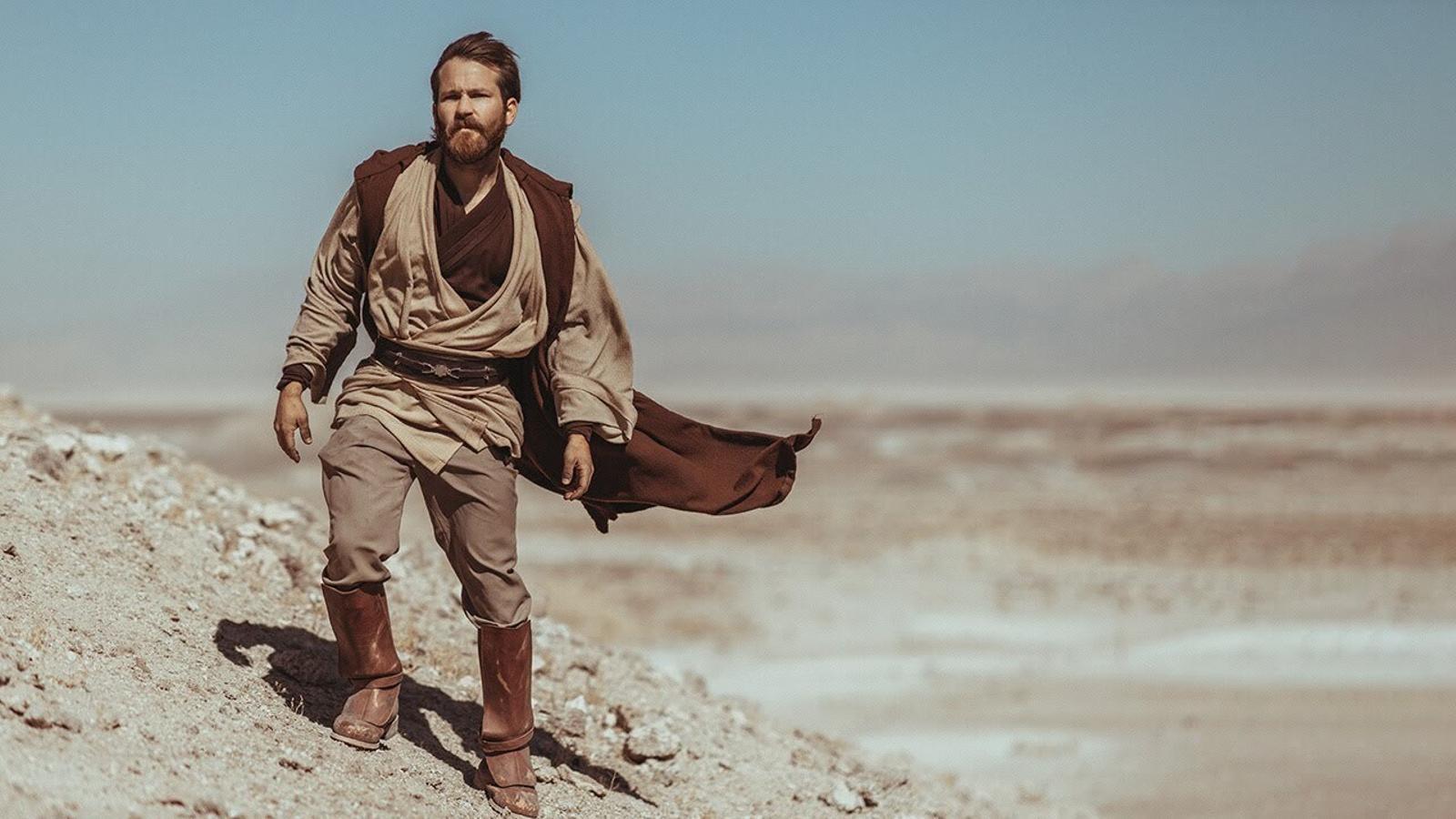 Fotograma de 'Kenobi', una pel·lícula de fan sobre 'Star Wars'