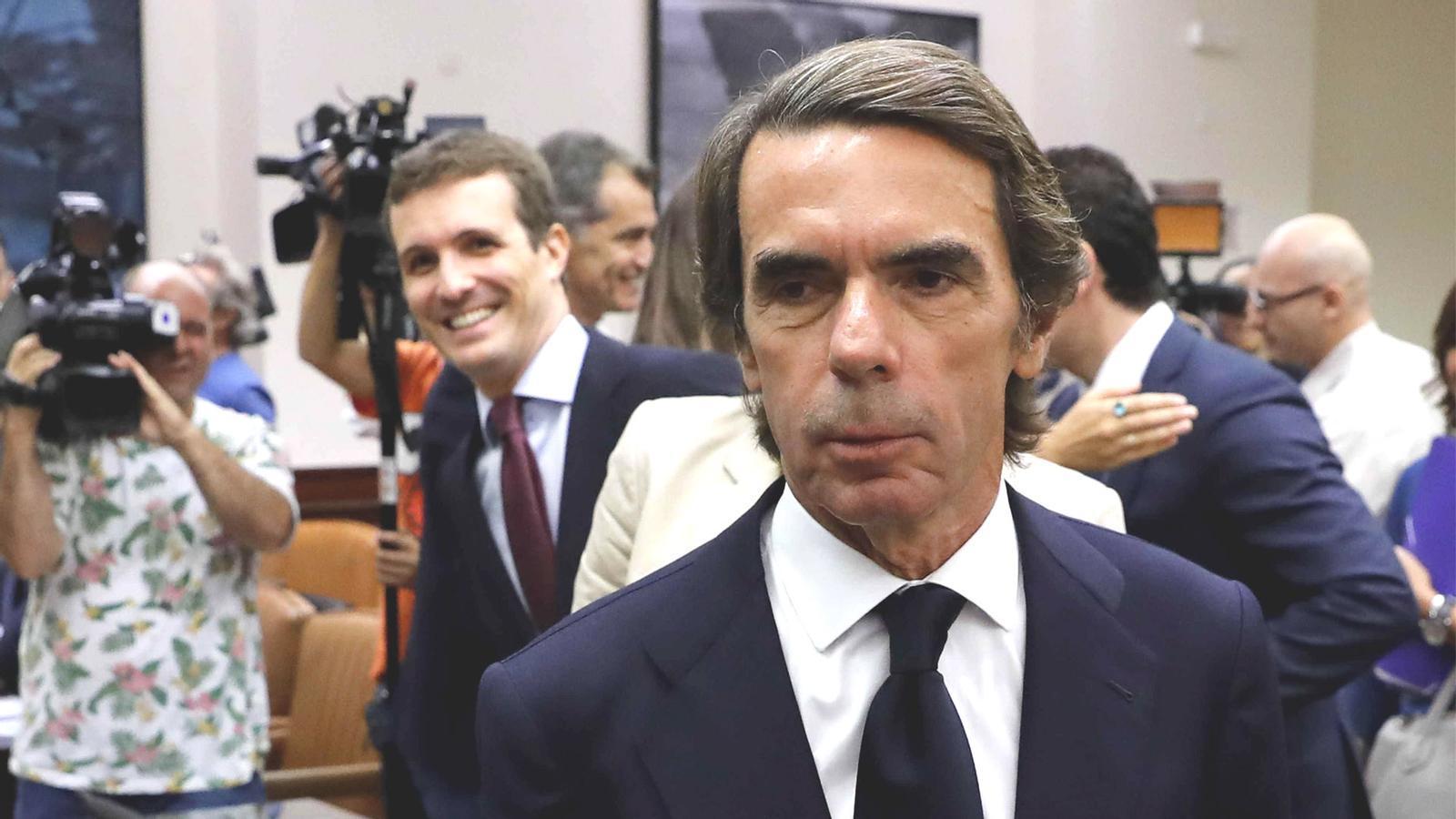 L'anàlisi d'Antoni Bassas: 'Aznar i la mentida de la violència'