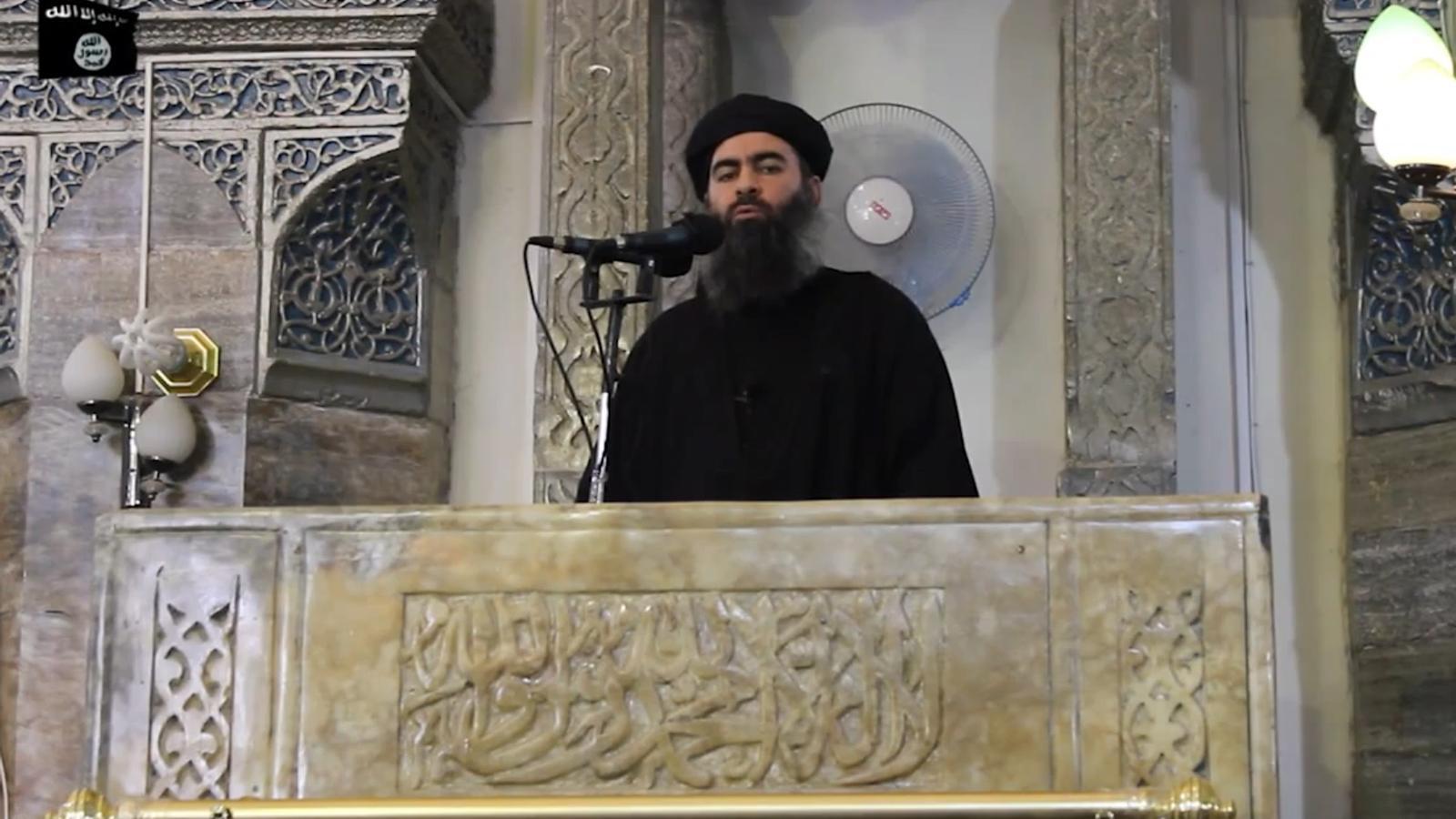 Les set vides del cap de l'Estat Islàmic