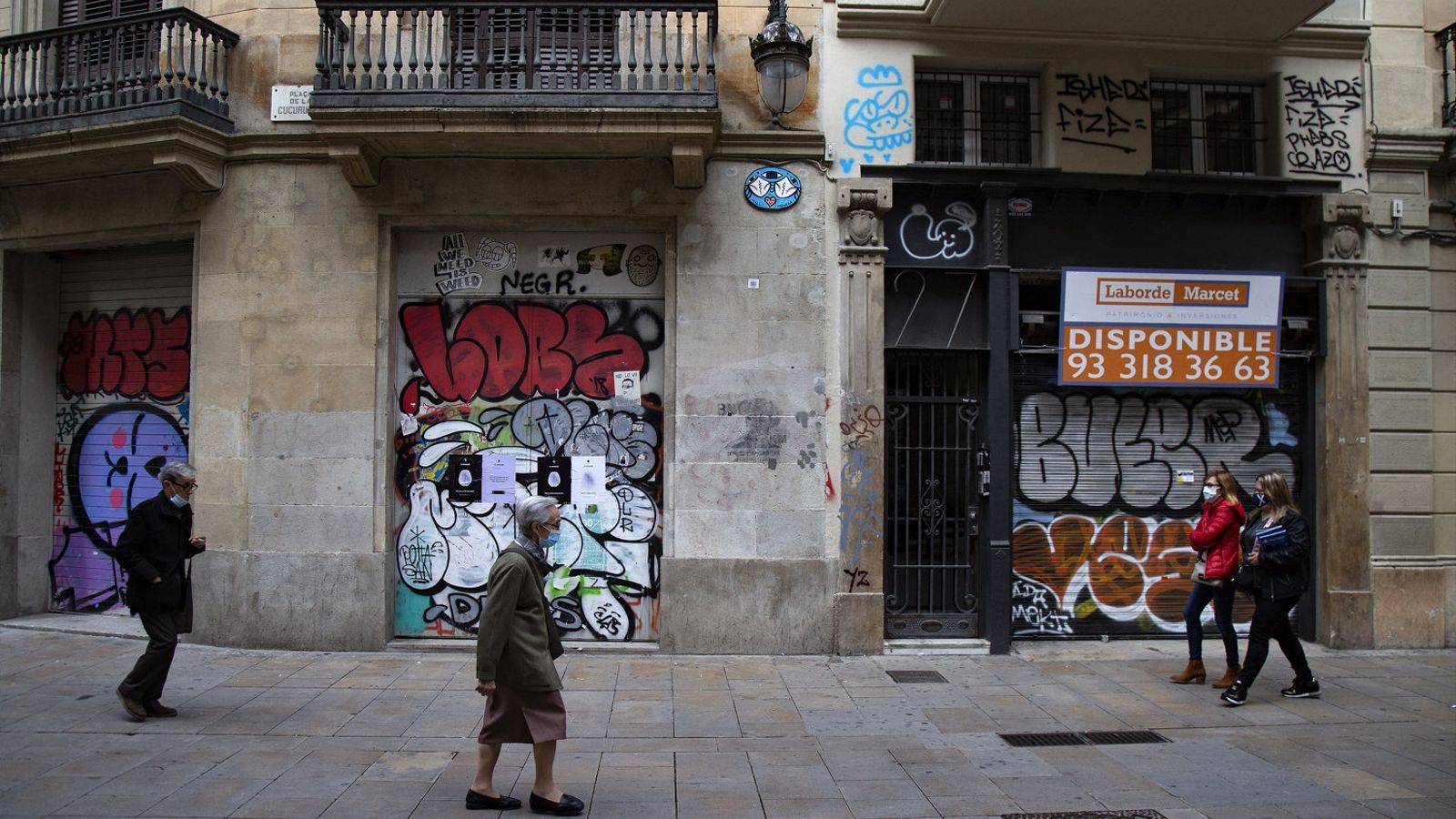El nombre de concursos de creditors, un dels últims passos abans de tancar una empresa, s'ha mantingut igual a Catalunya.