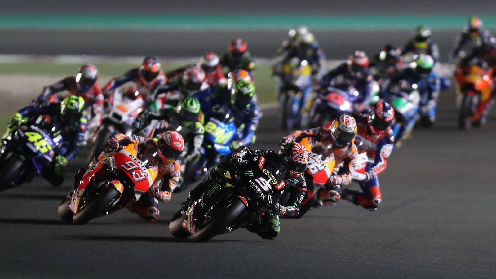 Dovizioso s'apunta la primera batalla de la temporada de MotoGP