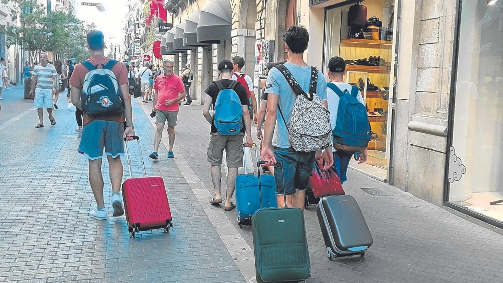 Terraferida acusa Airbnb de comercialitzar més de 50.000 places a les Illes de forma il·legal