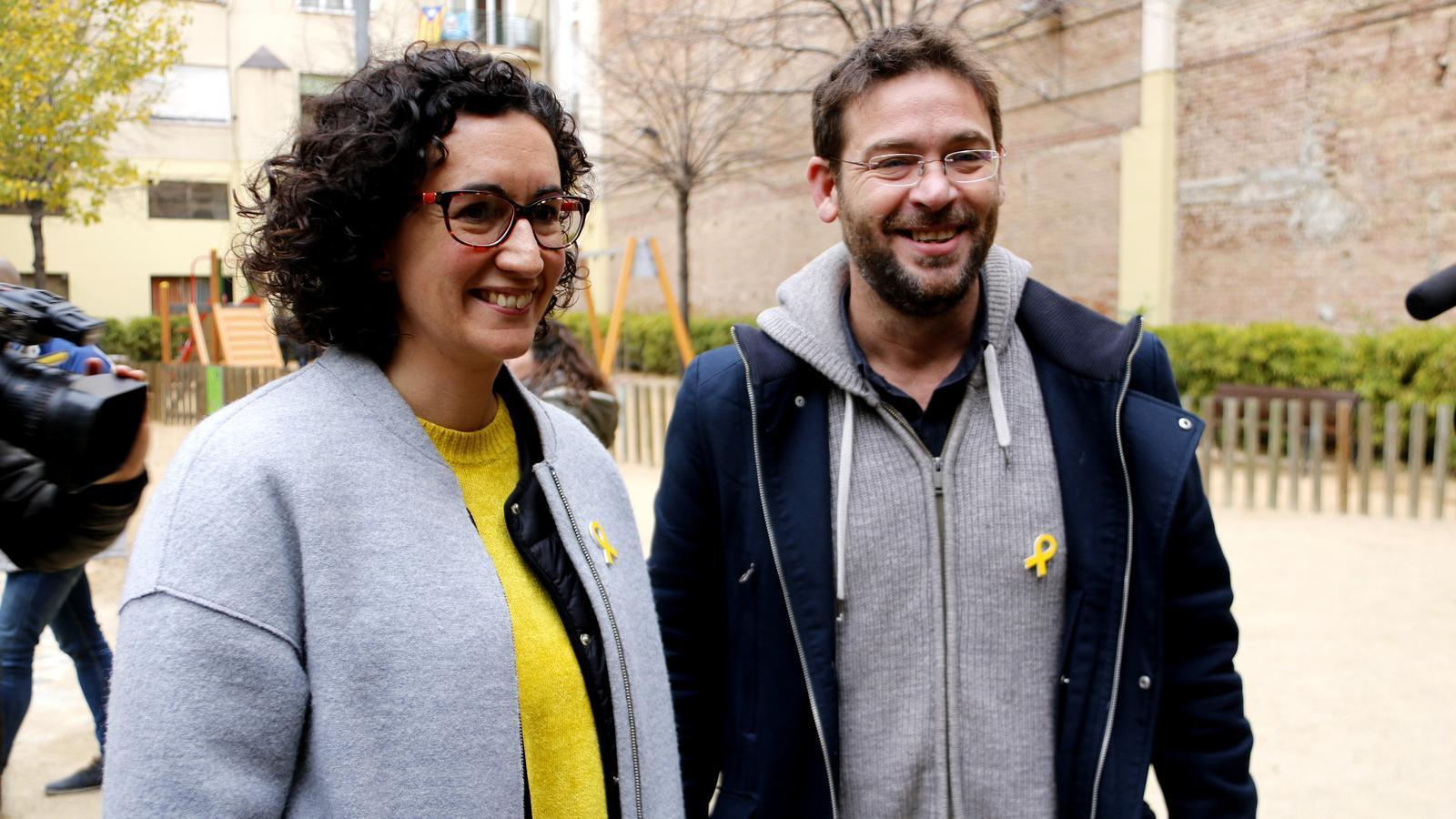 Fachin afirma que cada vot als comuns serà un vot que ajudi Mariano Rajoy