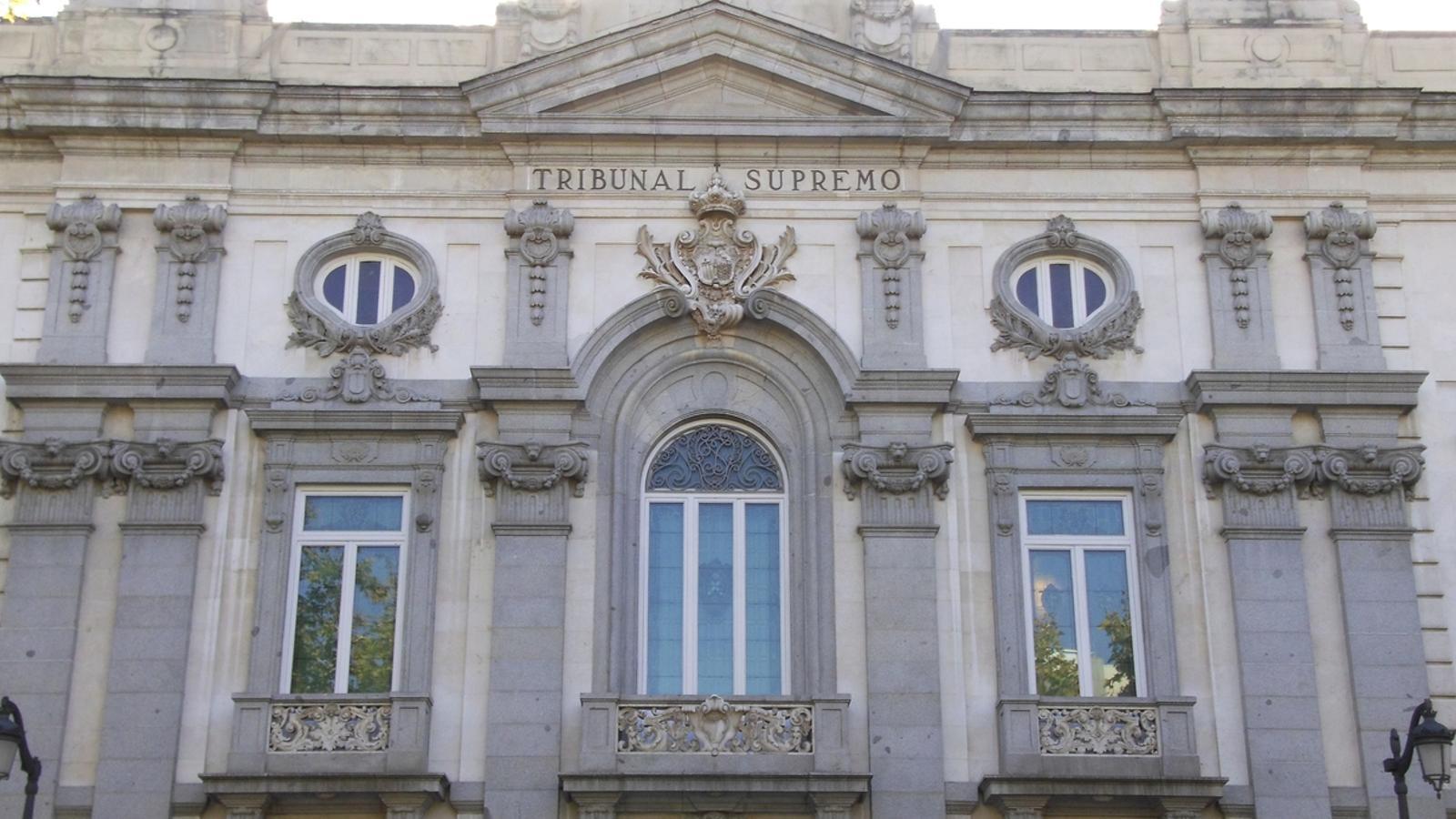 El Suprem rebutja el recurs d'una vintena de diputats contra el 155 i els imposa pagar el cost del tràmit
