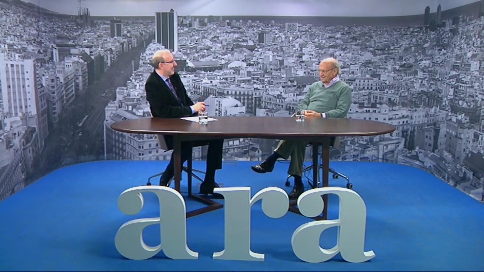 Entrevista d'Antoni Bassas a Pere Portabella