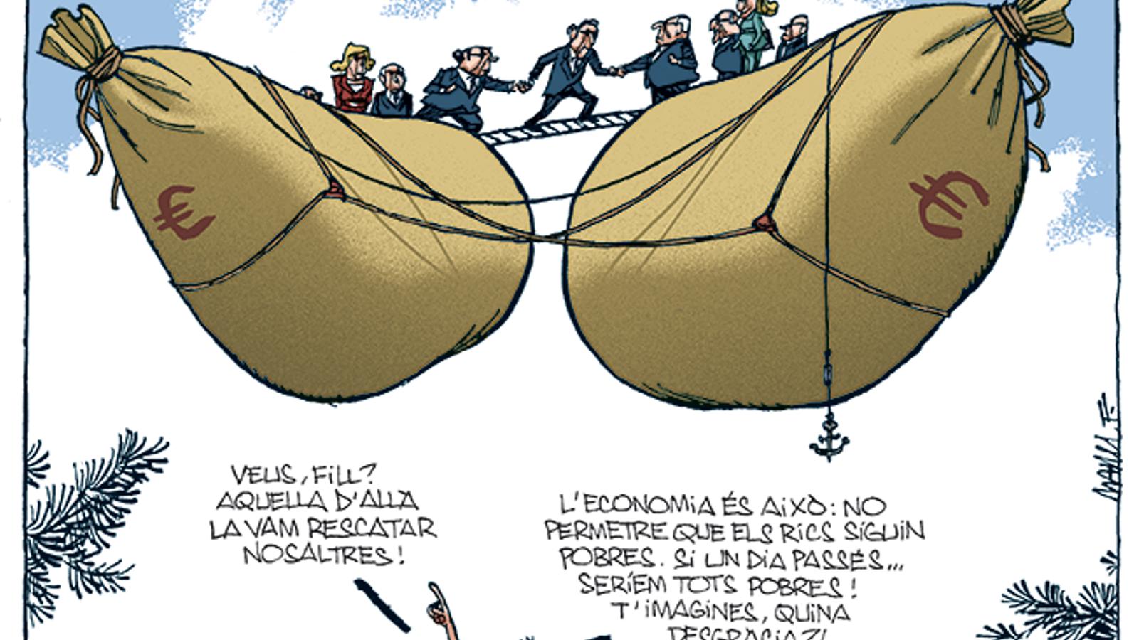 La vinyeta de Manel Fontdevila 06/09/2020