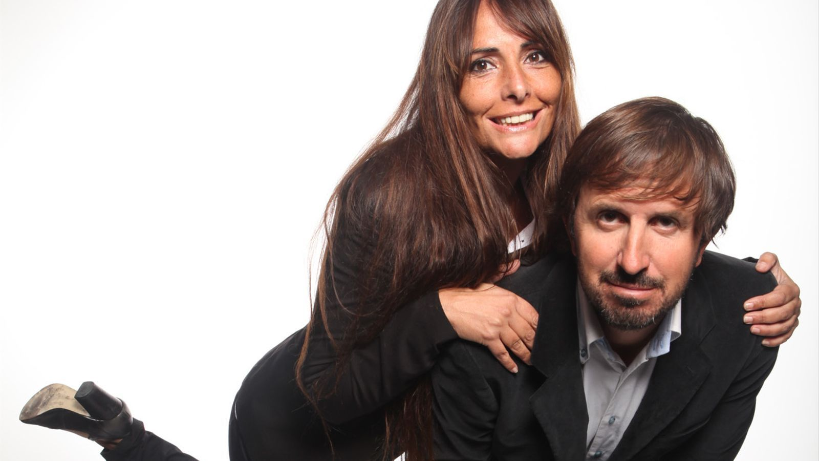 Els actors Jordi Ruís i Mònica Pérez encendran l'enllumenat del Centre Comercial Illa Carlemany.