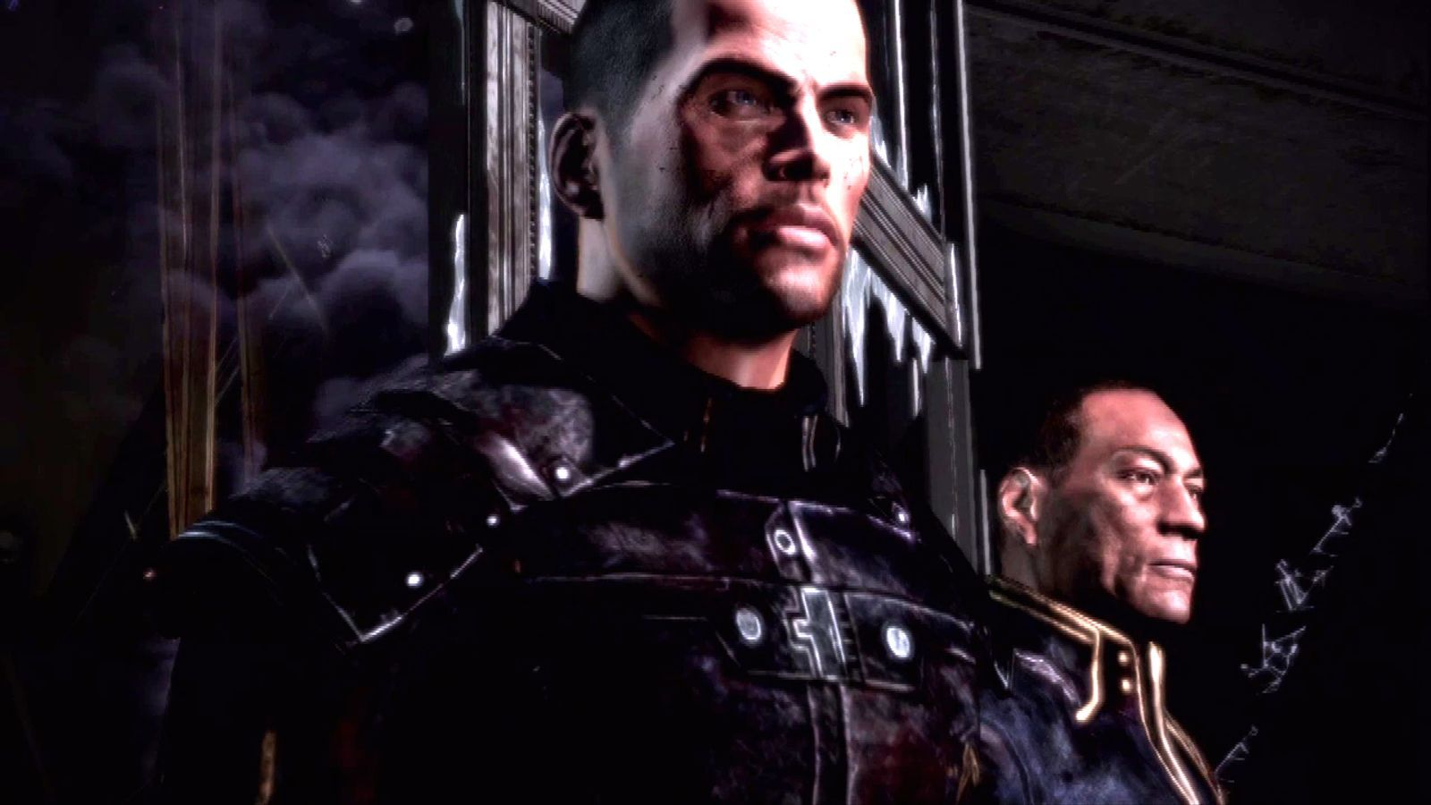 Mass Effect 3 - Escenes de joc real