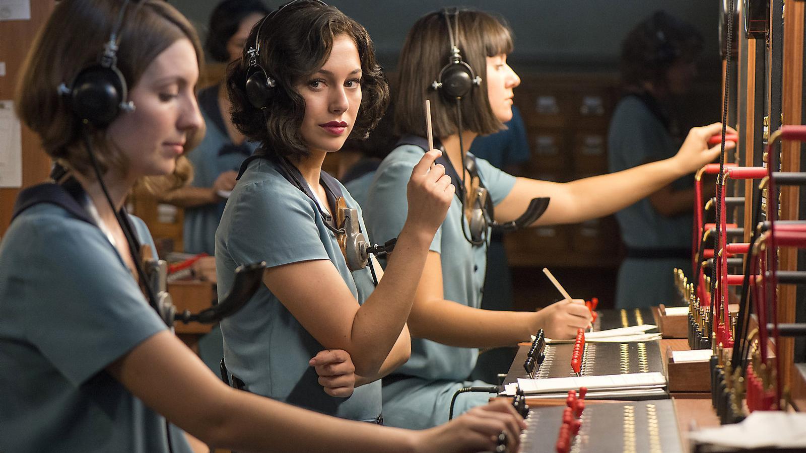 Netflix s'estrena en les sèries espanyoles amb un relat femení