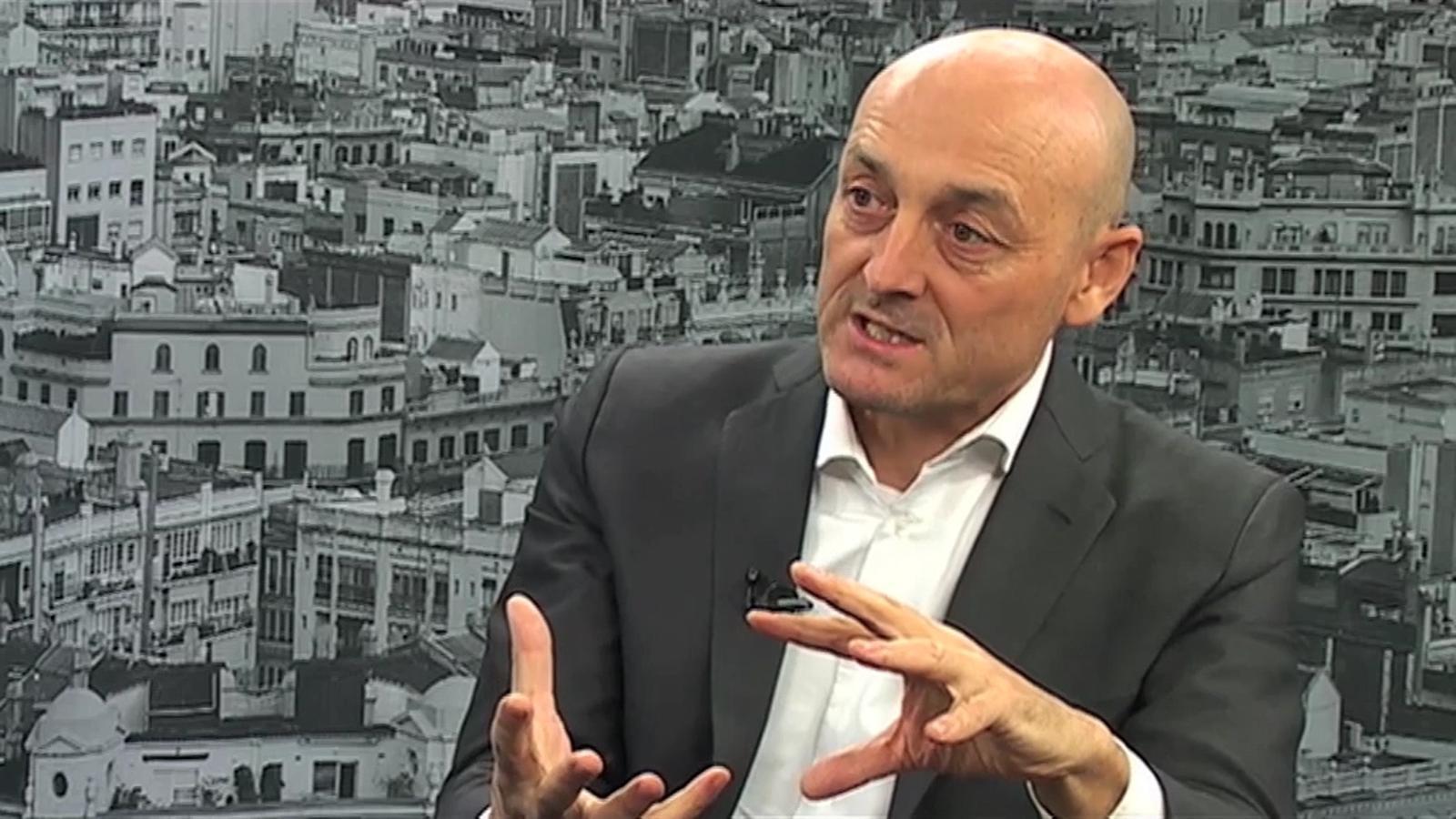 """Lluís Torner: """"La fotònica ens pot ajudar a entendre com comencen les malalties"""""""