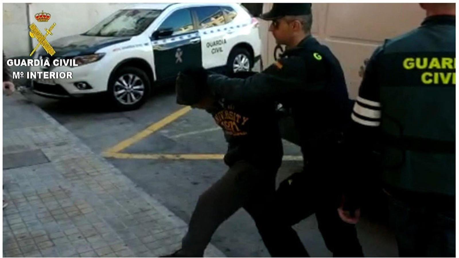 Els detinguts de la violació en grup a Callosa d'en Sarrià també ho van gravar en vídeo
