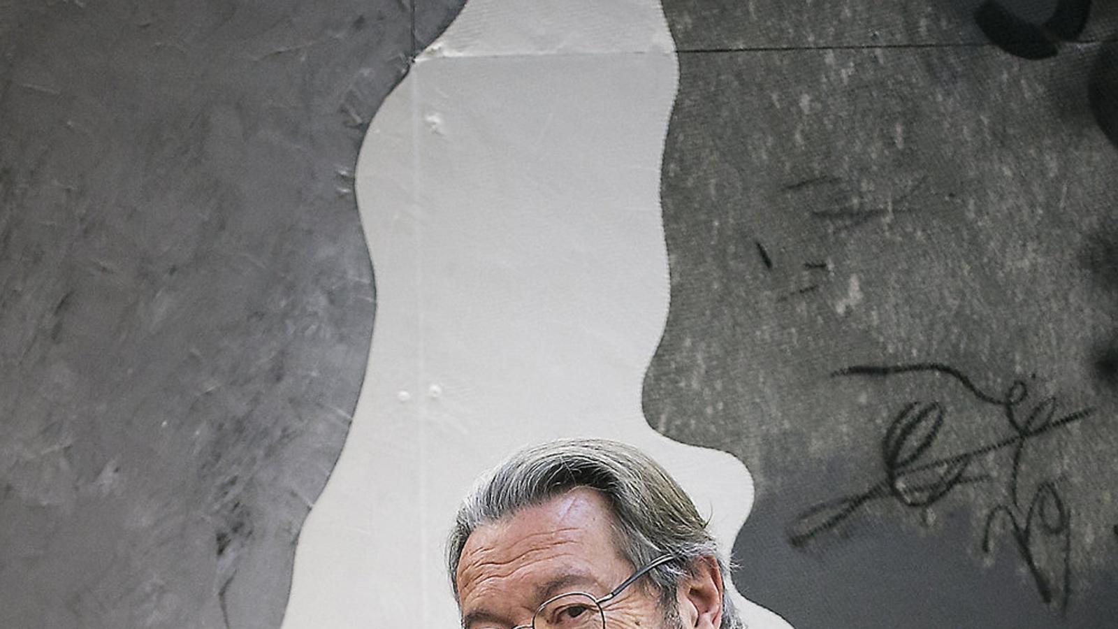 """Jordi Montaña: """"El disseny és una de les eines més democràtiques que hi ha"""""""