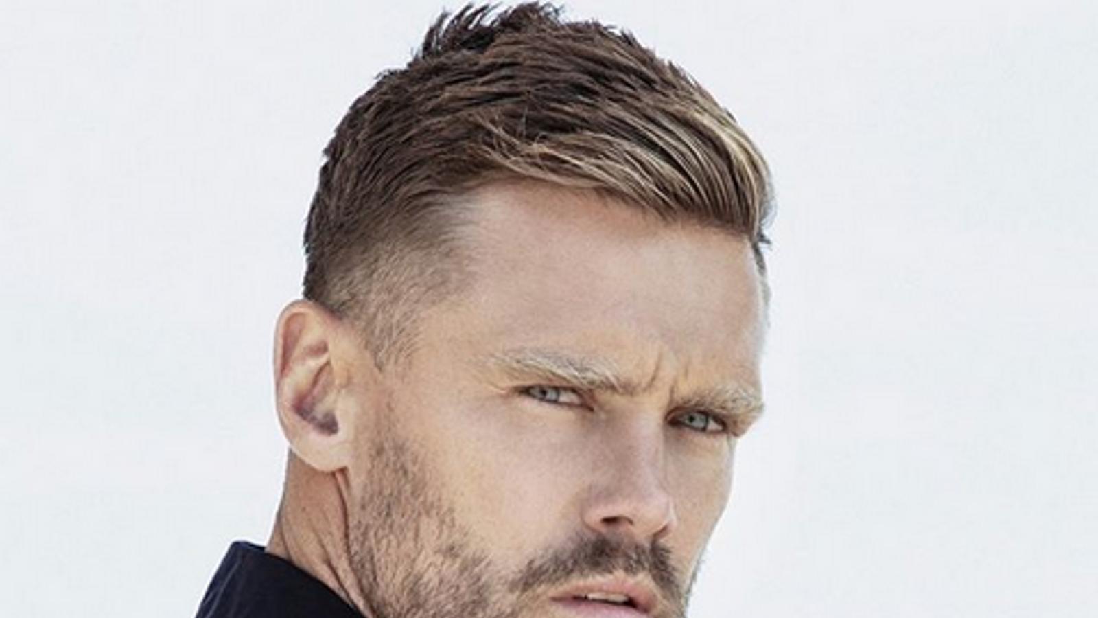 El model Nick Youngquest