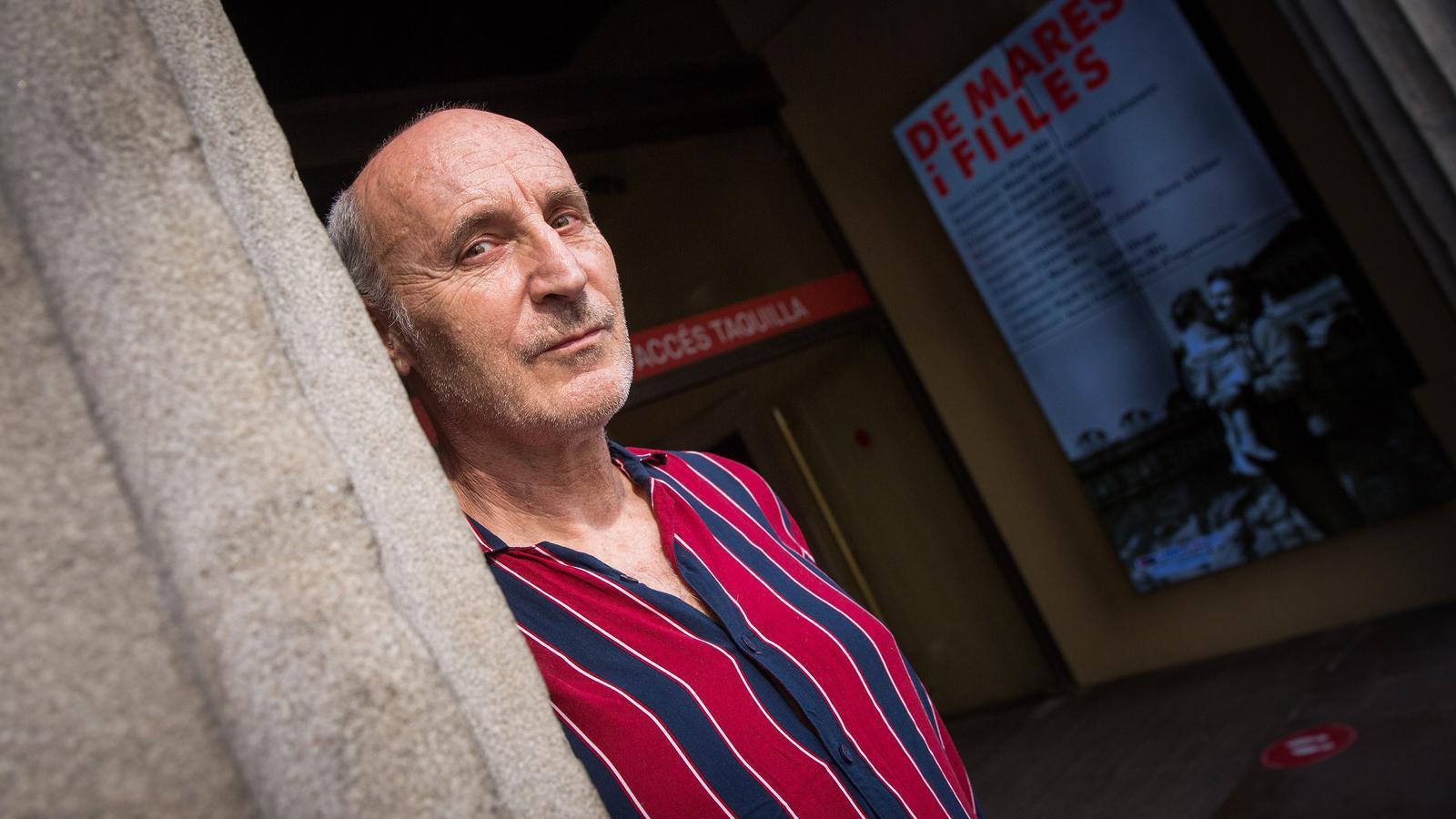 Els nous reptes de Paco Mir a l'ombra del Tricicle