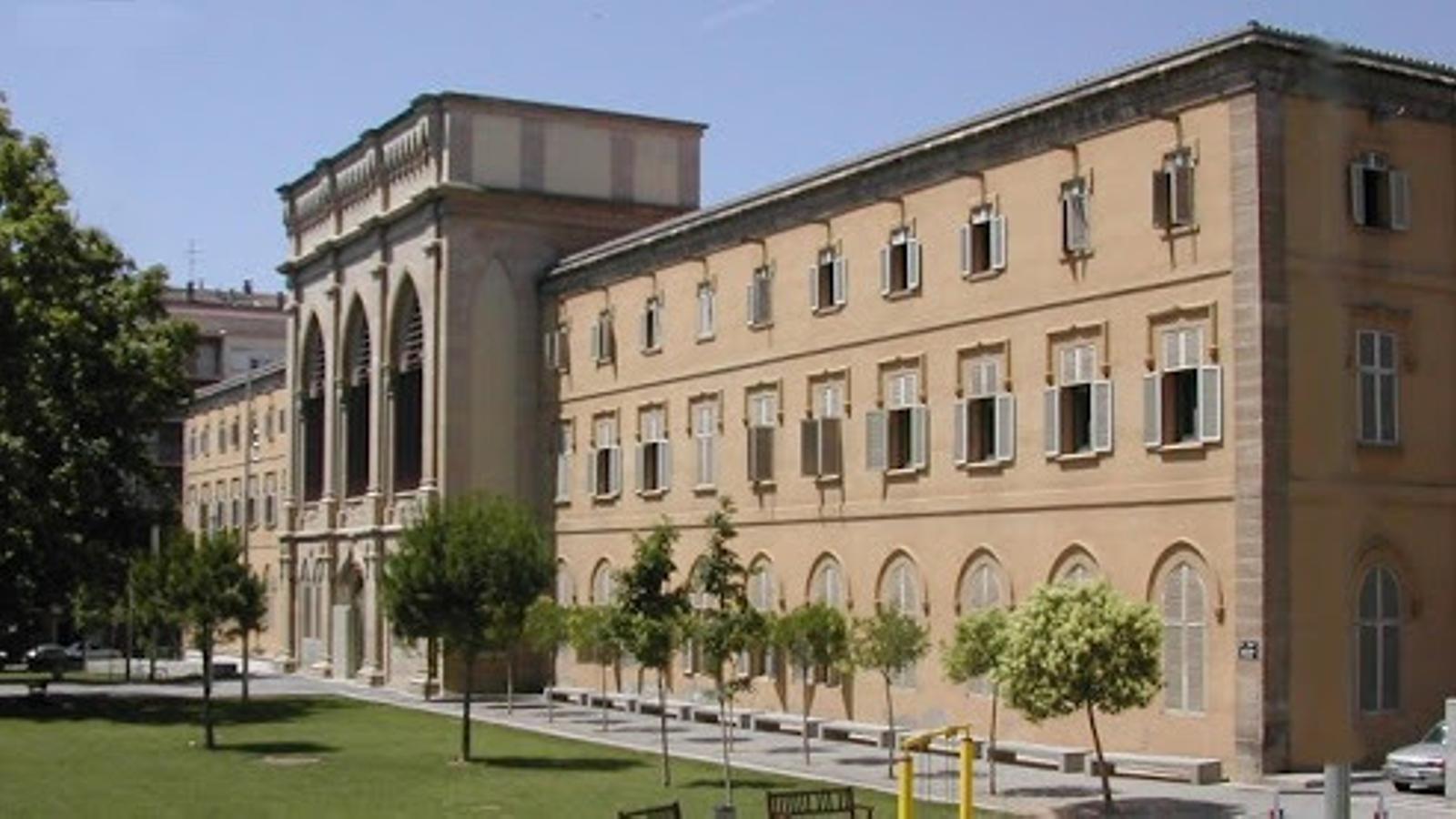 La Universitat de Lleida. / UDL
