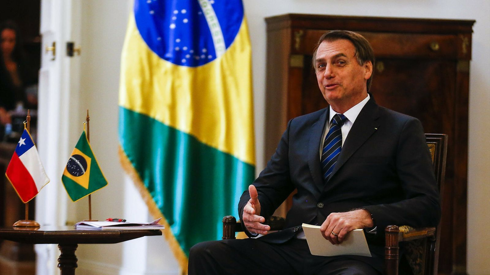 100 dies del Brasil de Bolsonaro