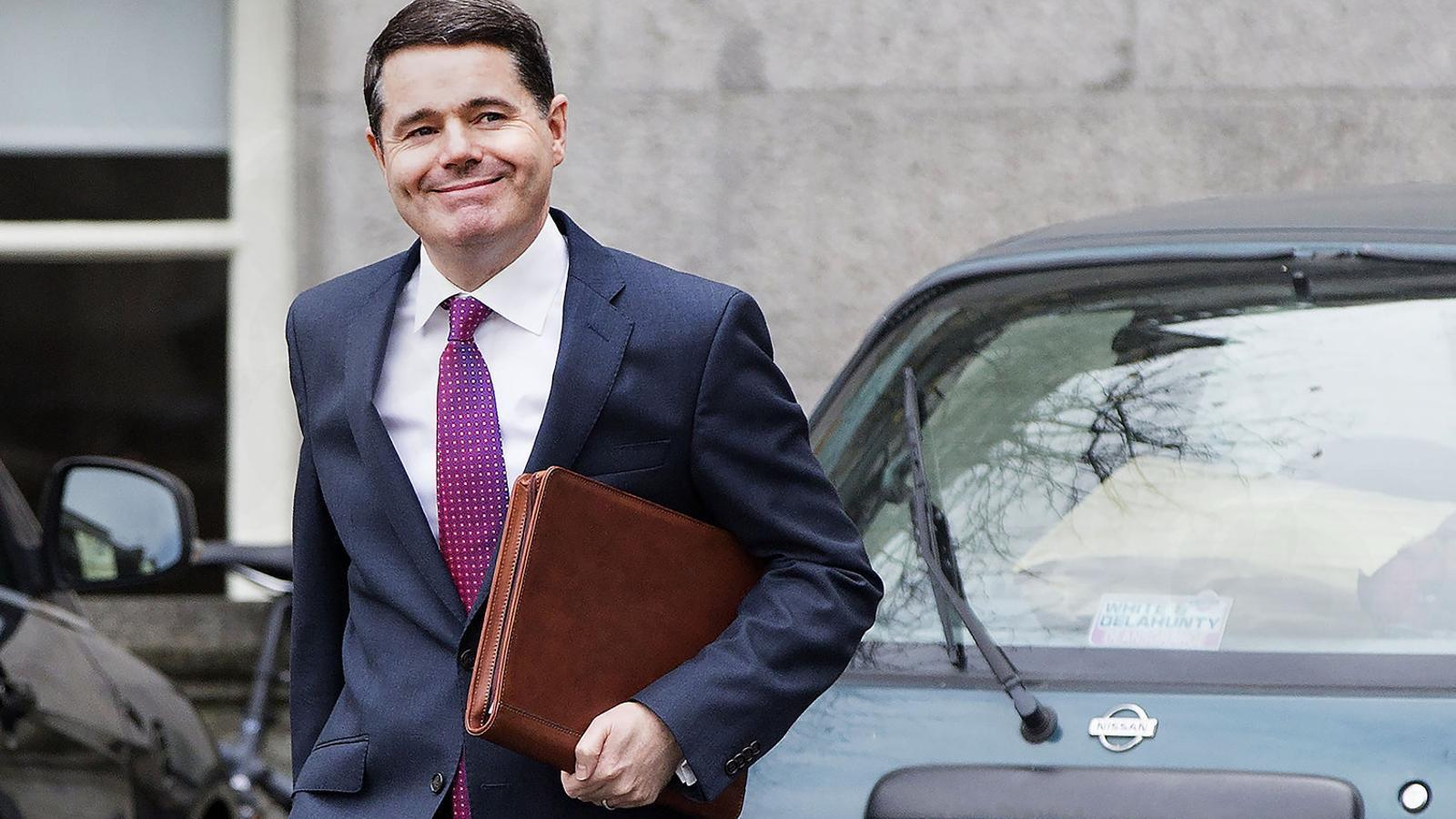 El conservador Paschal Donohoe ha mantingut inalterats els baixos impostos del seu país.
