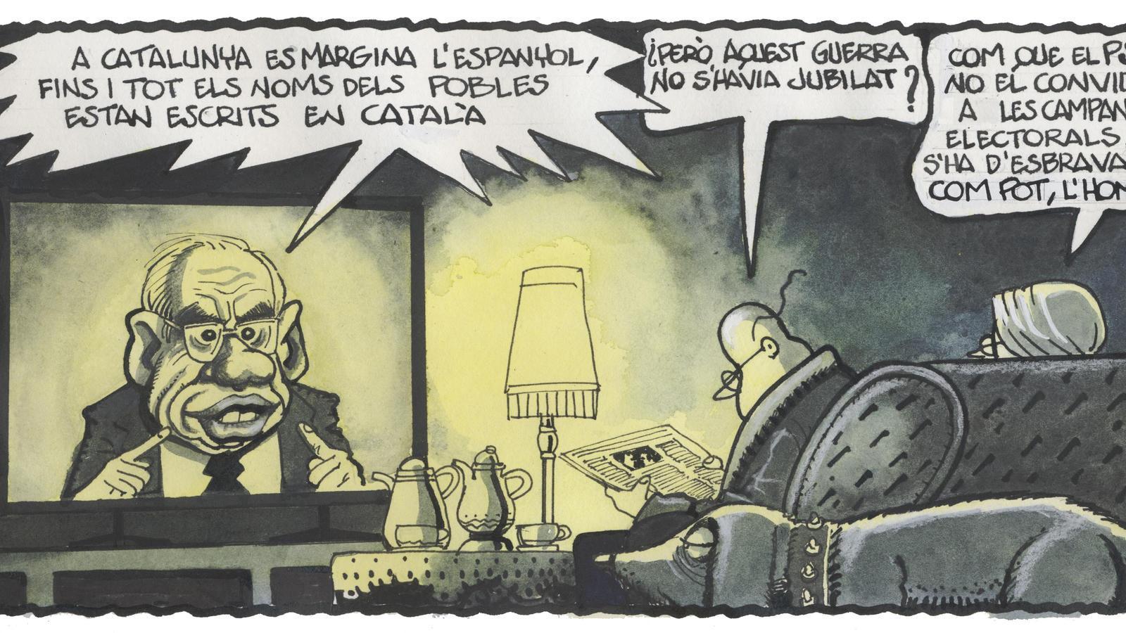 'A la contra', per Ferreres 19/11/2020