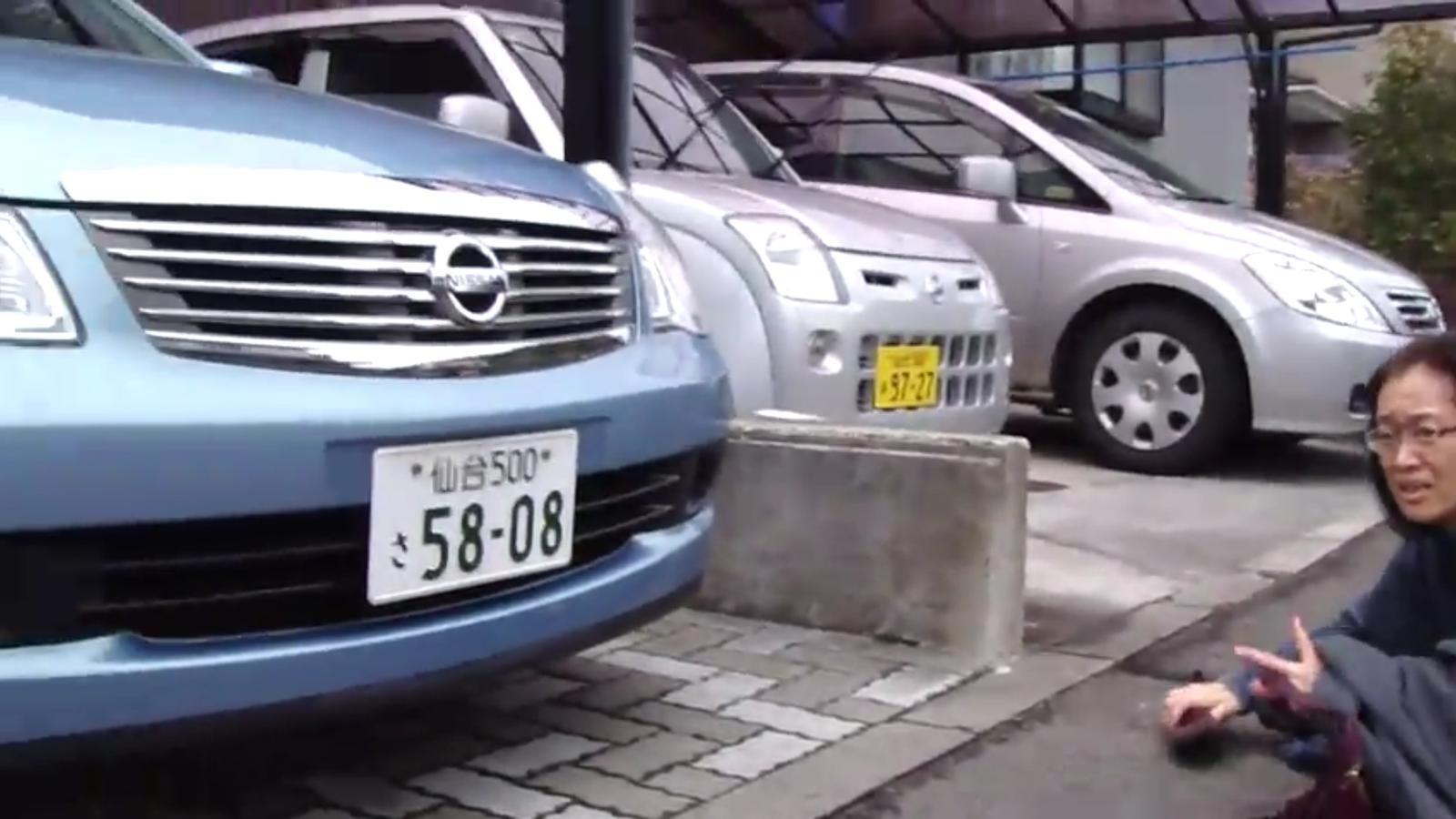 Un dels vídeos del terratrèmol al japó més vistos a Youtube, amb més d'11 milions de visites