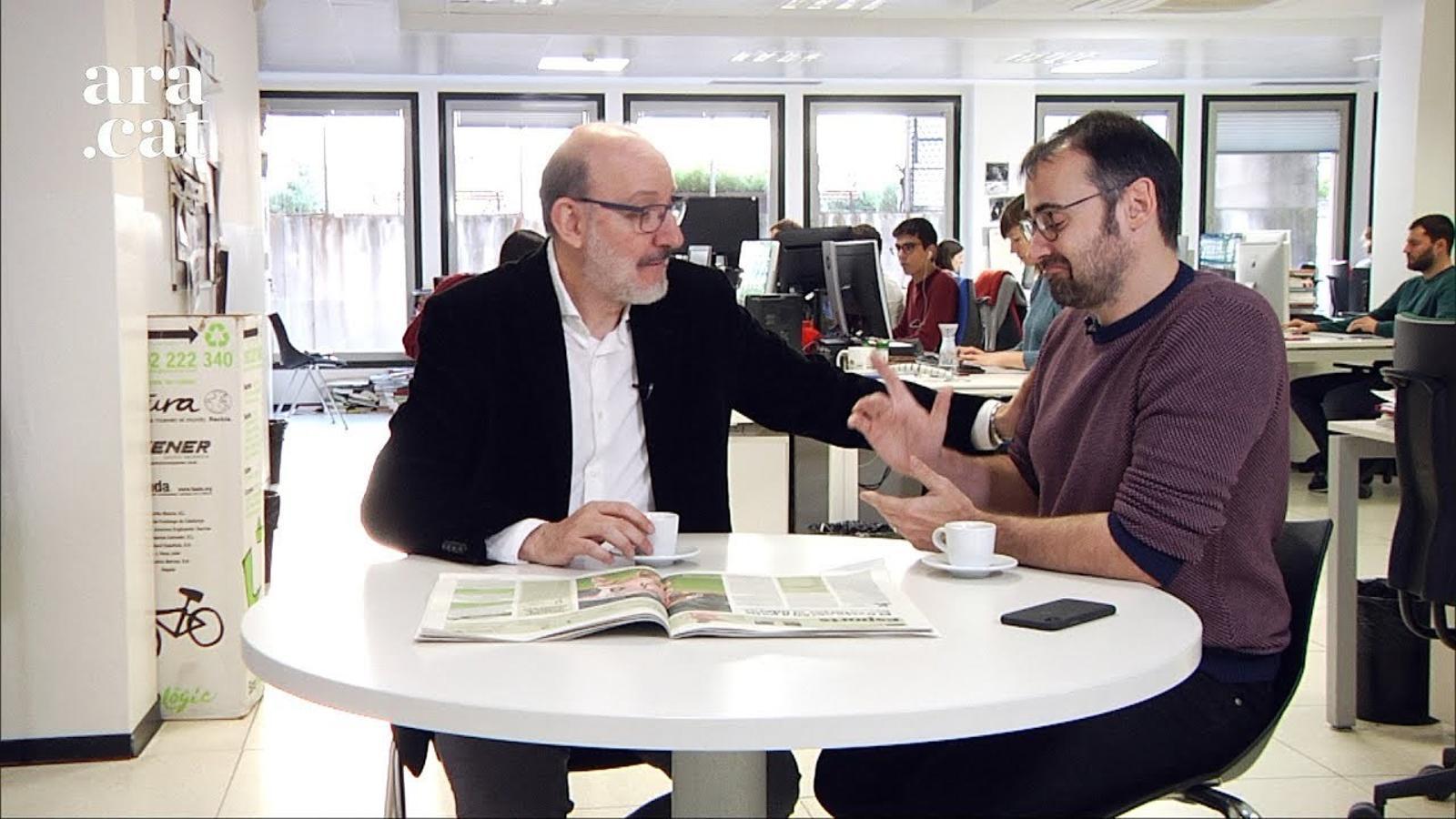 El cafè de la Lliga: per què parlem ara del futur de Valverde?