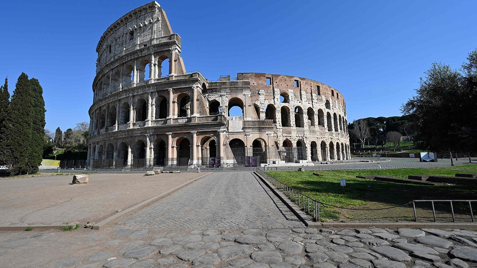 El Colosseu, a Roma