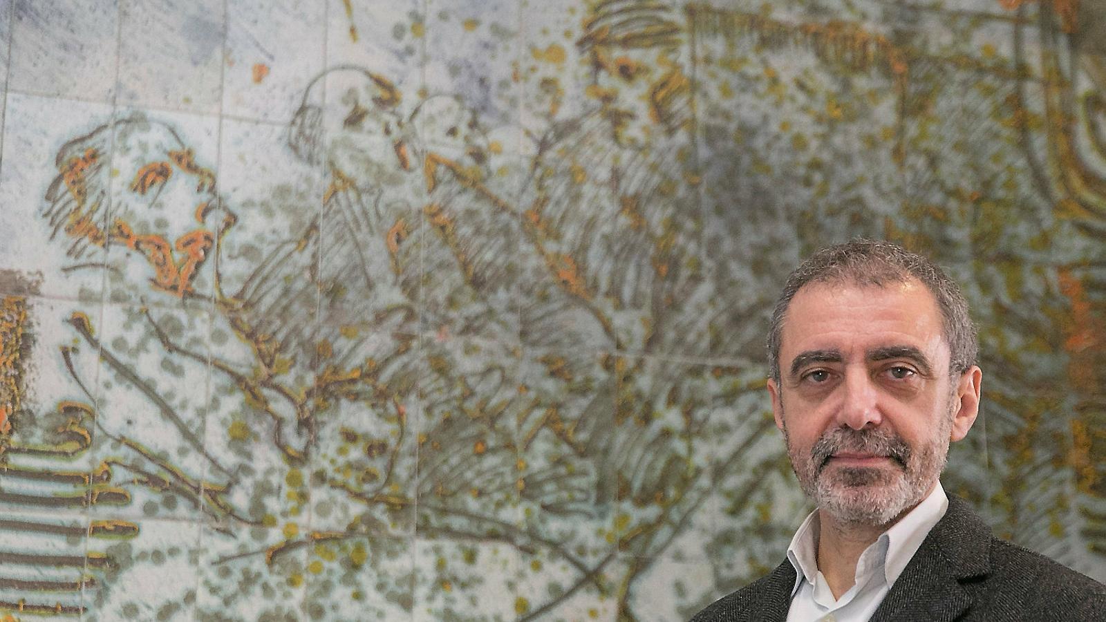 MANUELBORJA-VILLEL: «Avui, més que 'solidaritat', la paraula és 'cura'»