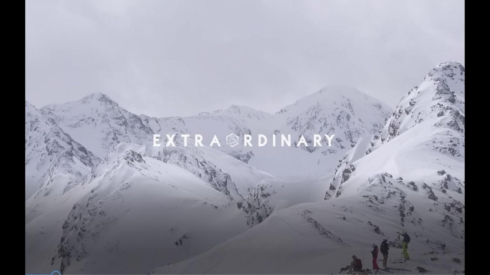 'Extraordinary', el film d'Ordino Arcalís