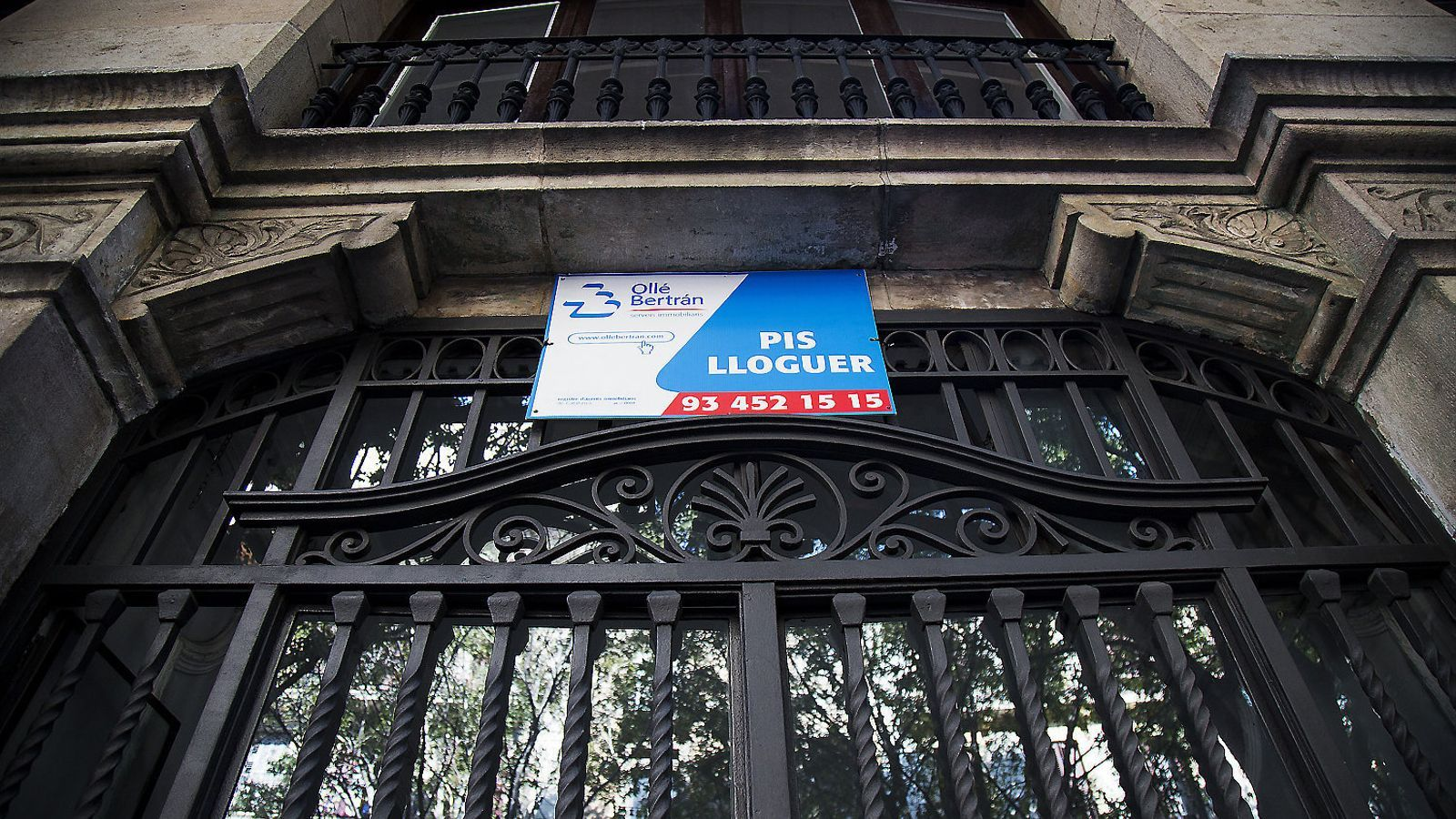 Les esquerres proposaven lligar els lloguers a l'IPC