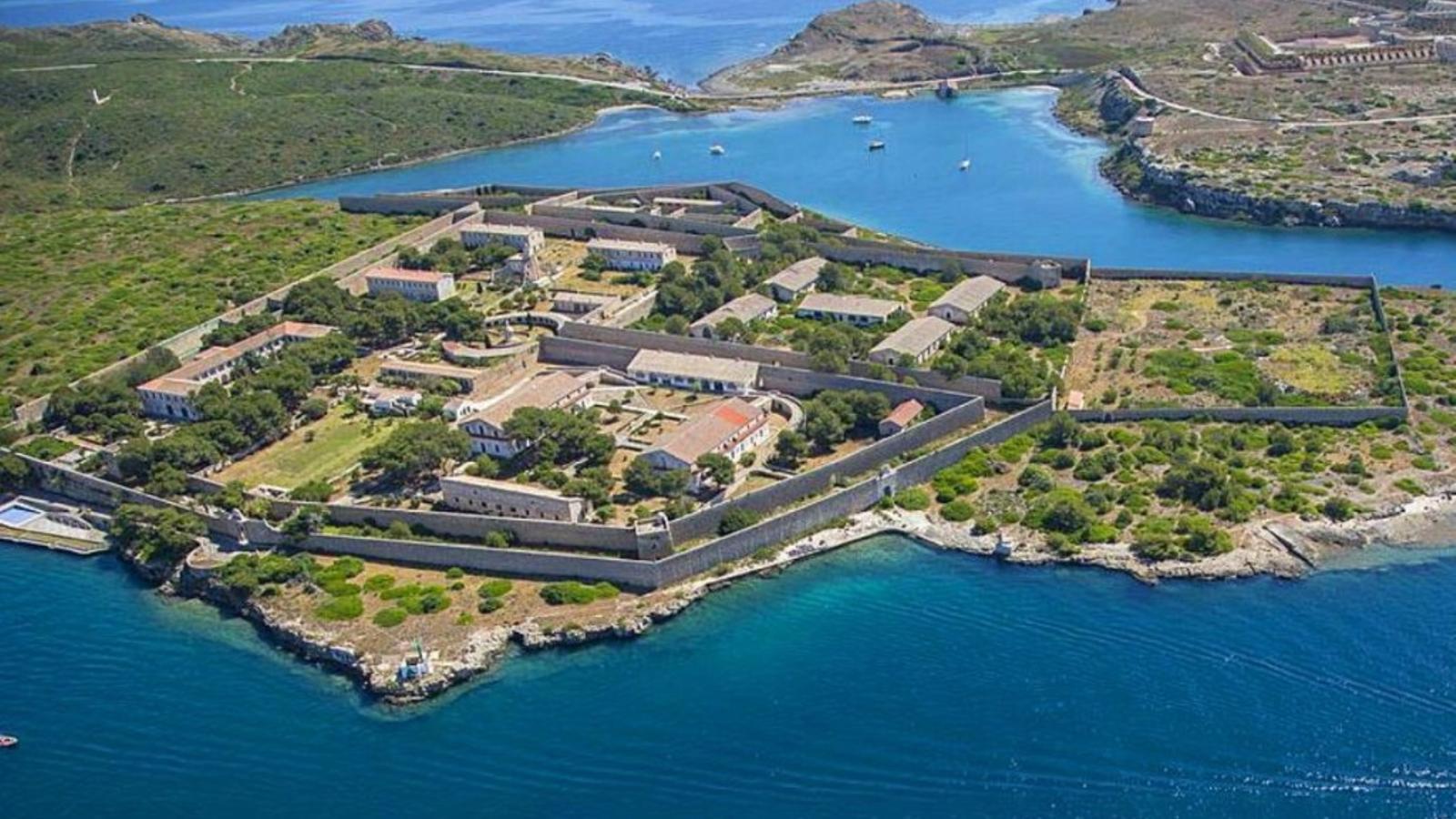 L'Illa del Llatzeret esdevindrà en una ubicació estratègica per a la celebració d'esdeveniments de tota mena.