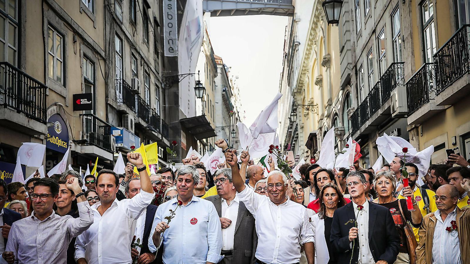 Portugal, el país on les esquerres sí que han sabut sumar