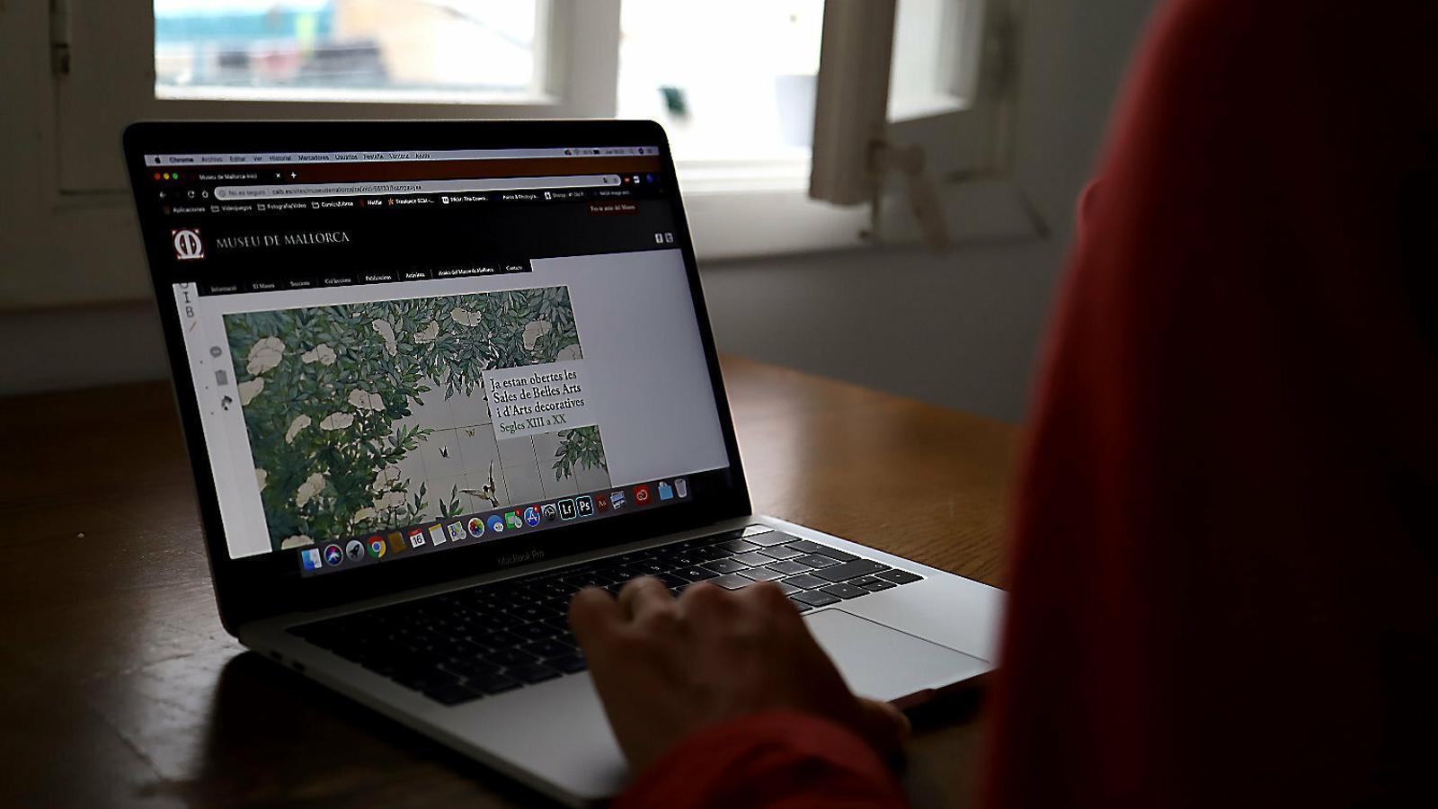 La pandèmia evidencia la necessitat de digitalitzar el patrimoni