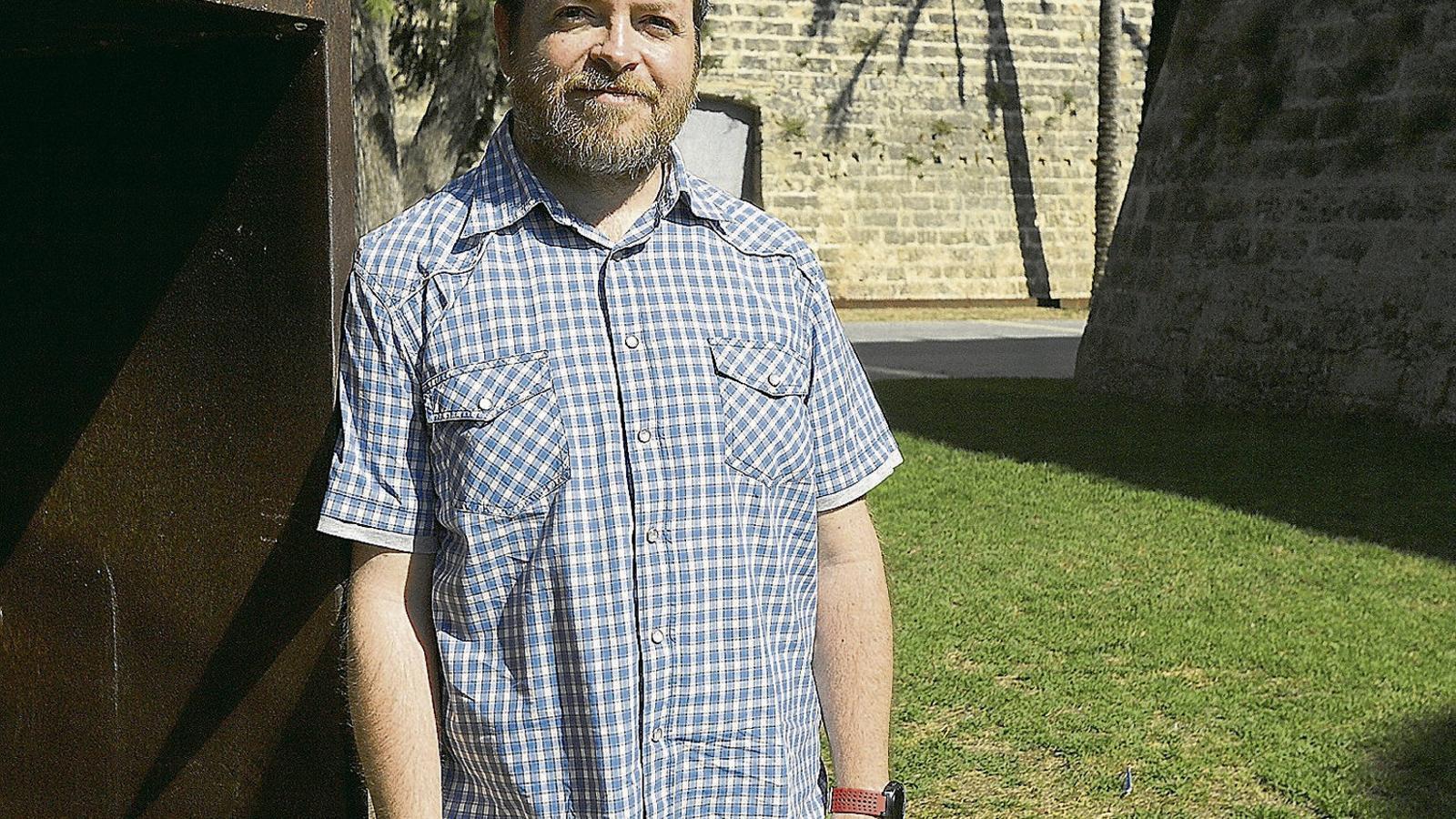 """Joan Andreu Juan: """"Fer un Winter Pie? Per a mi, enguany, però no és tan fàcil"""""""