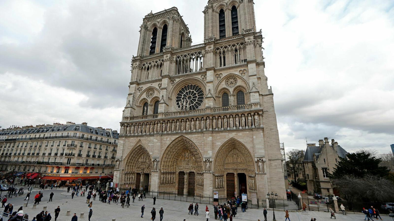 Les 10 coses que has de saber sobre la catedral de Notre-Dame