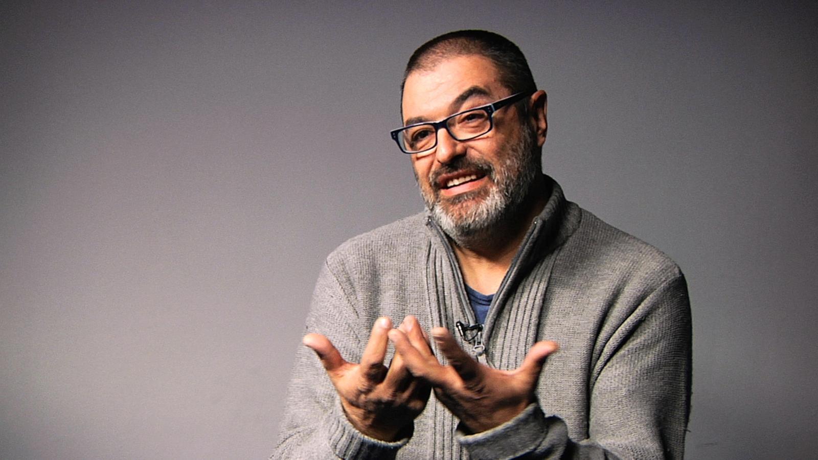 David Gibernau, artesà vidrier: M'agrada que em plantegin reptes, per això penso que el límit de la meva feina és en la imaginació dels meus clients