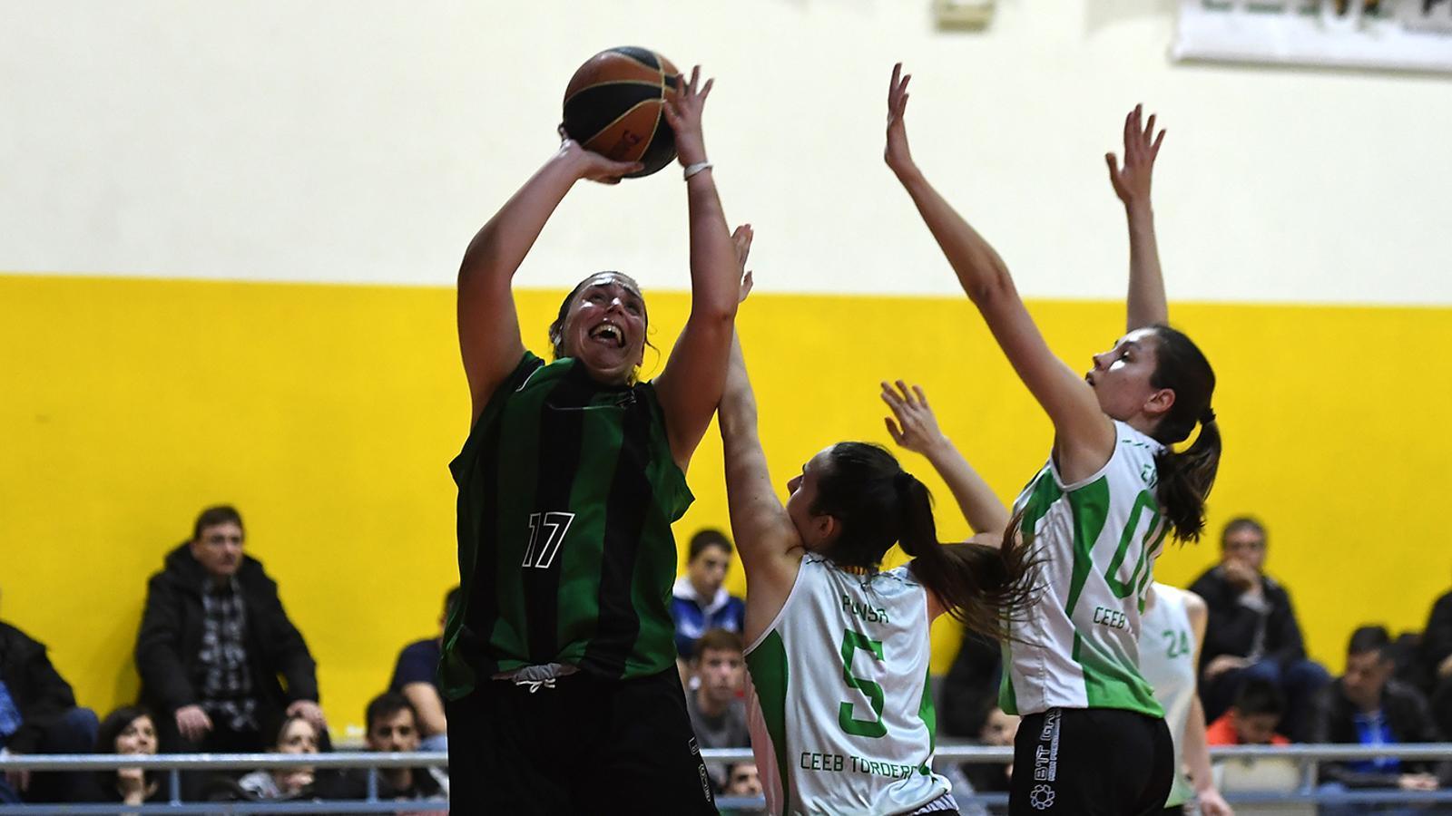 El Joventut femení jugarà a lliga Femenina 2