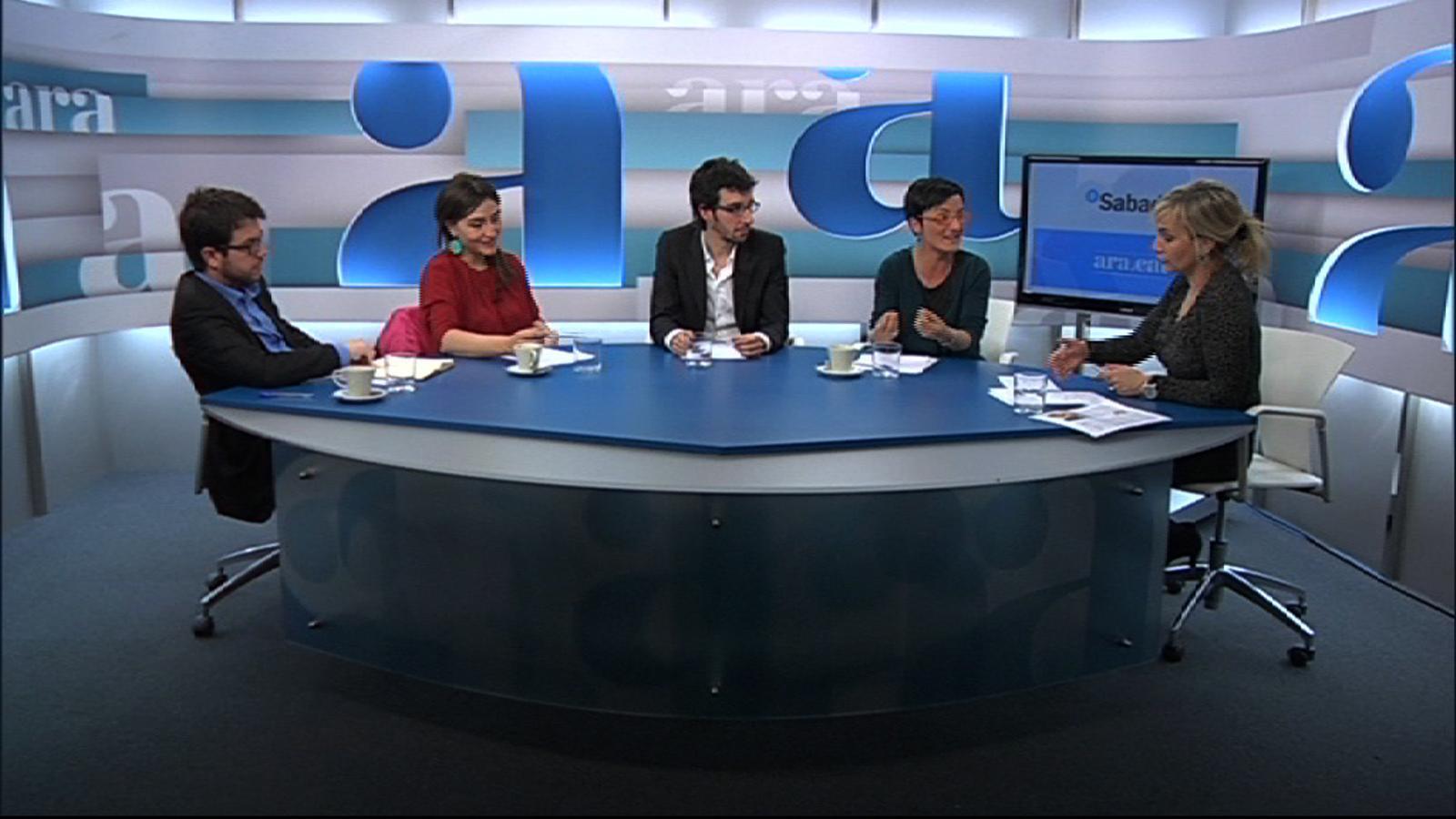 Debat: Quina educació volem (1), per 'Ara TV Premium'