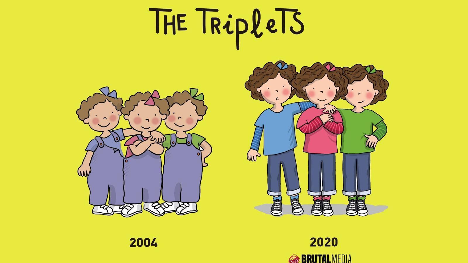 'Les tres bessones' s'han modernitzat