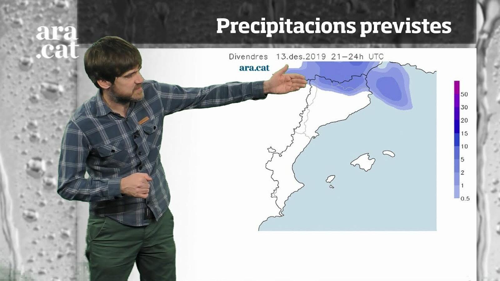 Méteo especial: cap de setmana més tranquil a l'espera de noves pluges