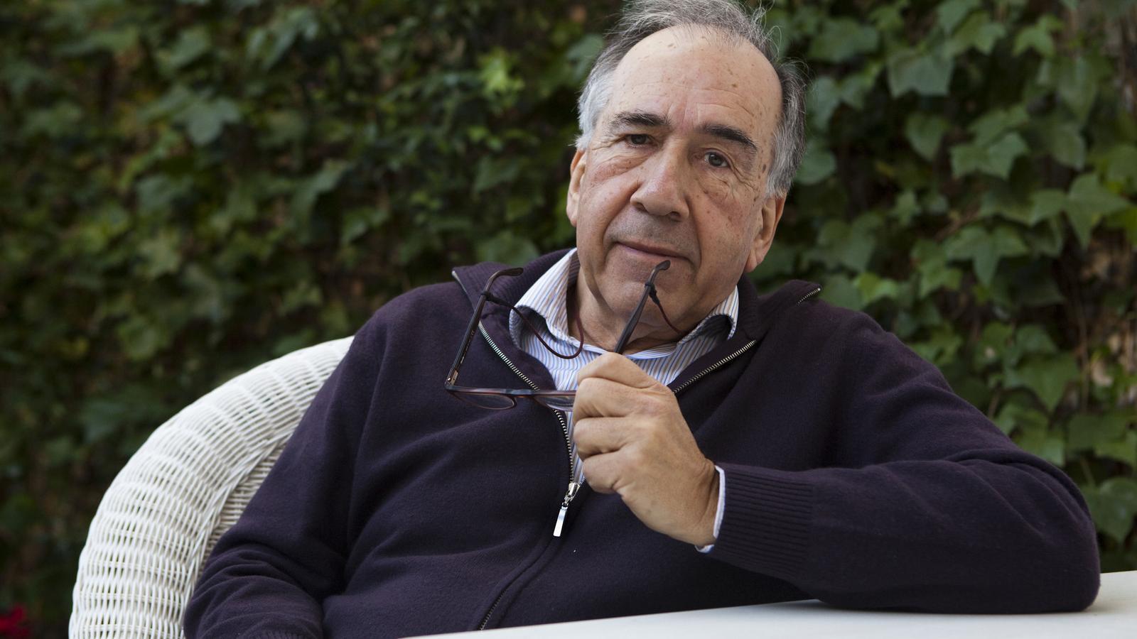 Joan Margarit va treballar a l'Anella Olímpica.
