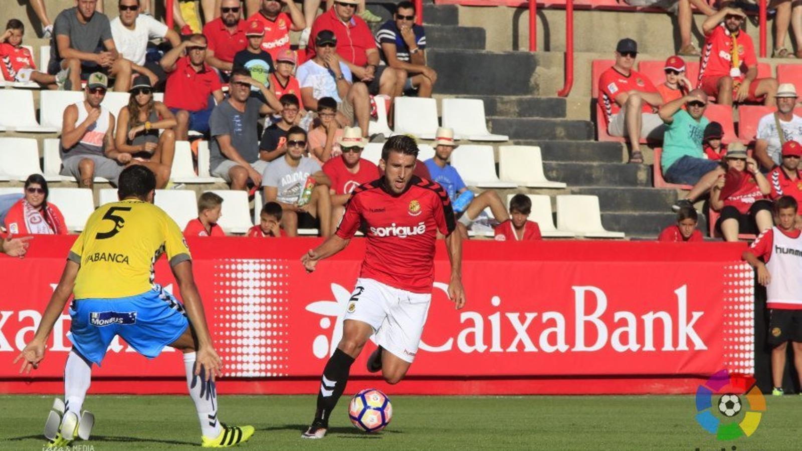 El Nàstic s'estrena amb derrota a casa contra el Lugo