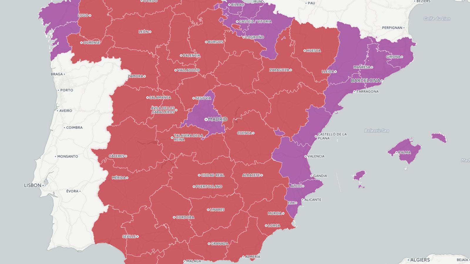 On Units Podem ha tret més vots que el PSOE