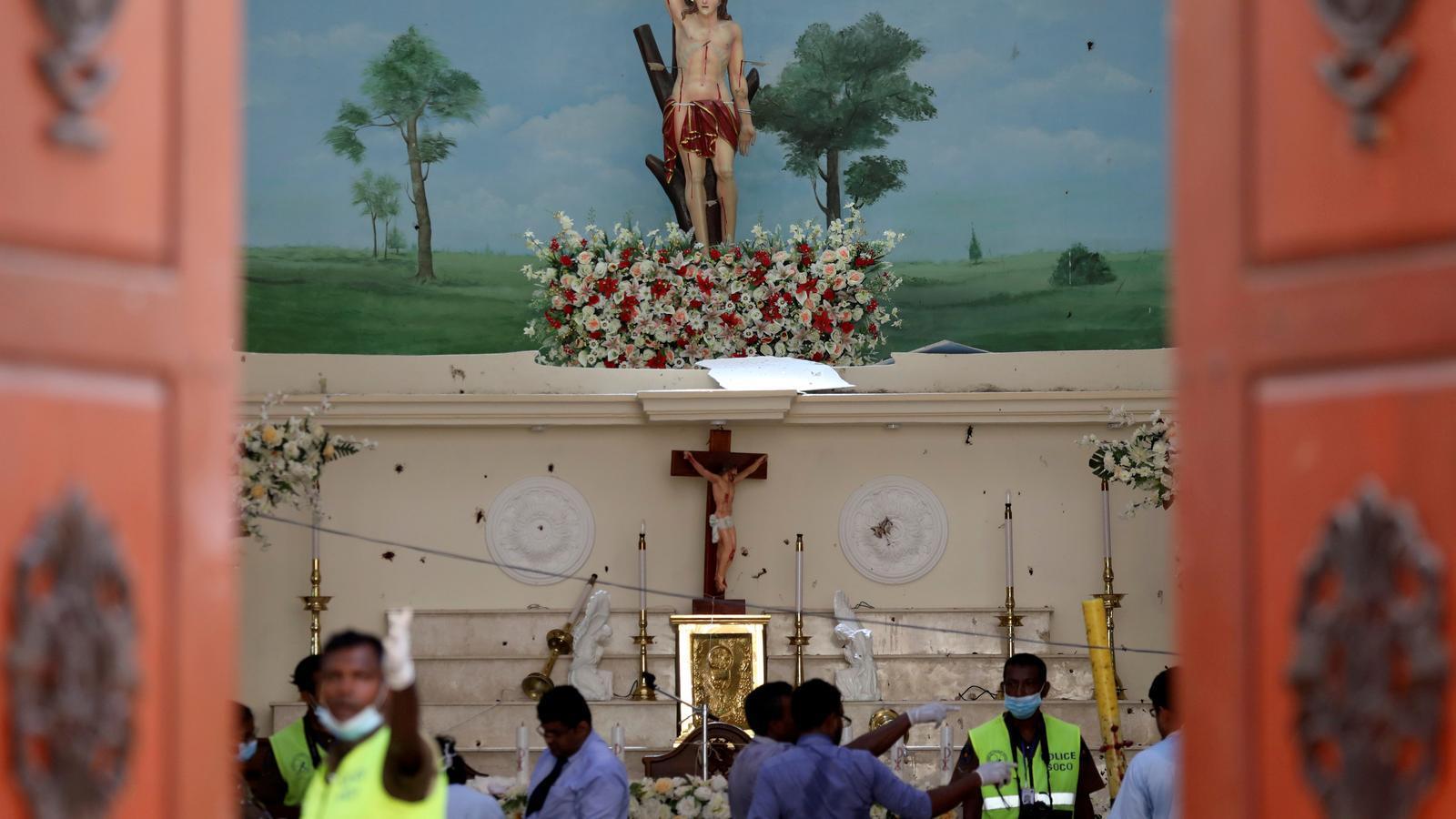 Què se'n sap dels atacs a Sri Lanka?