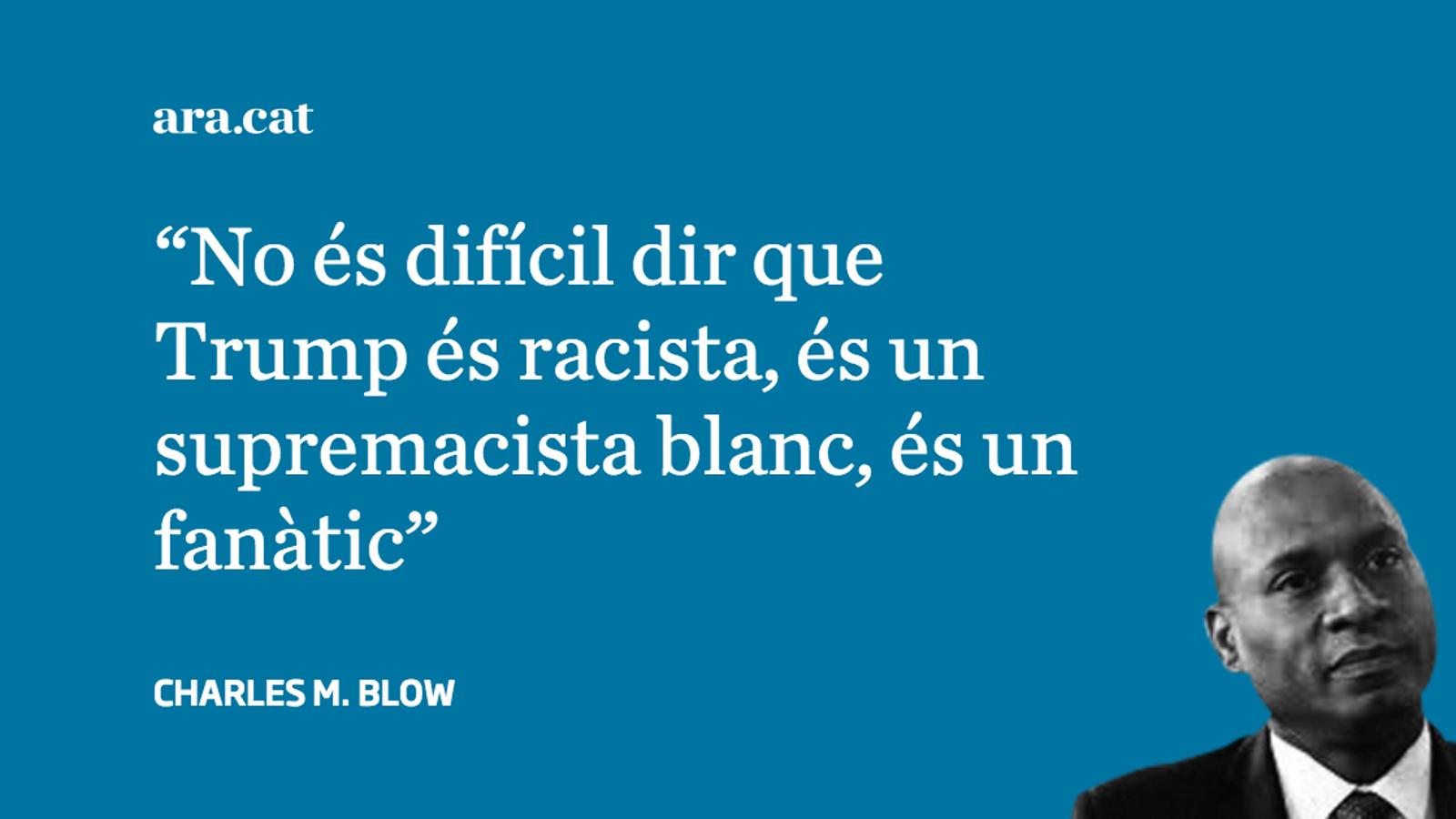 Trump és racista, i punt