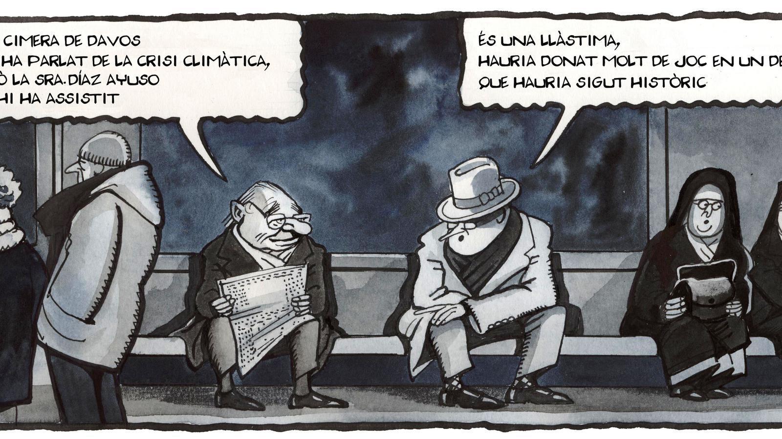 'A la contra', per Ferreres 25/01/20