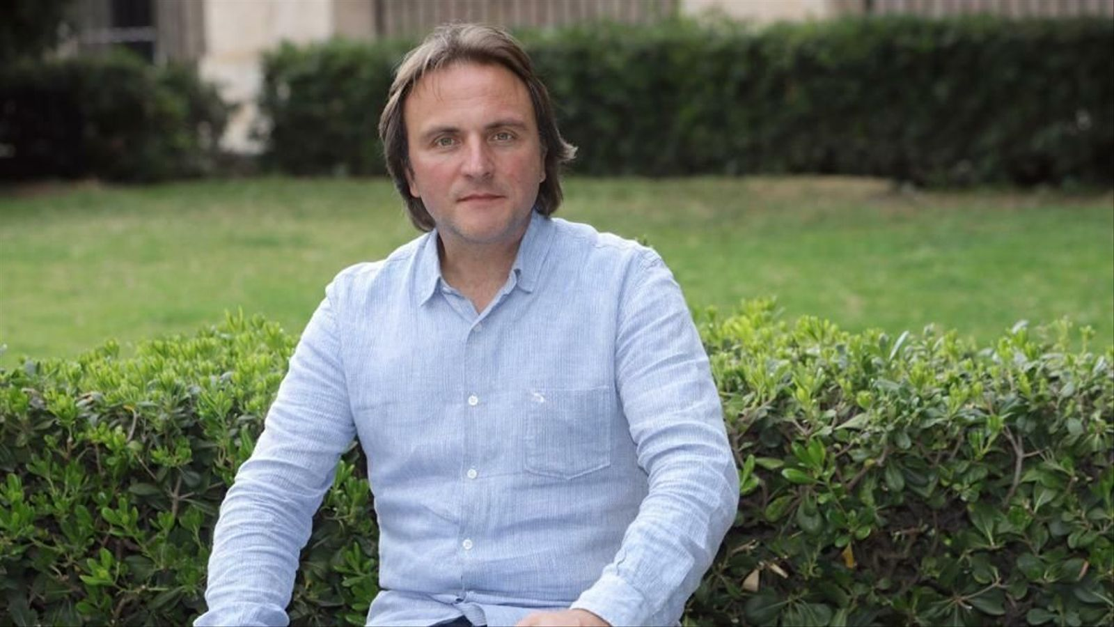 El cap de llista d'El Pi al Congrés, Joan Miralles.
